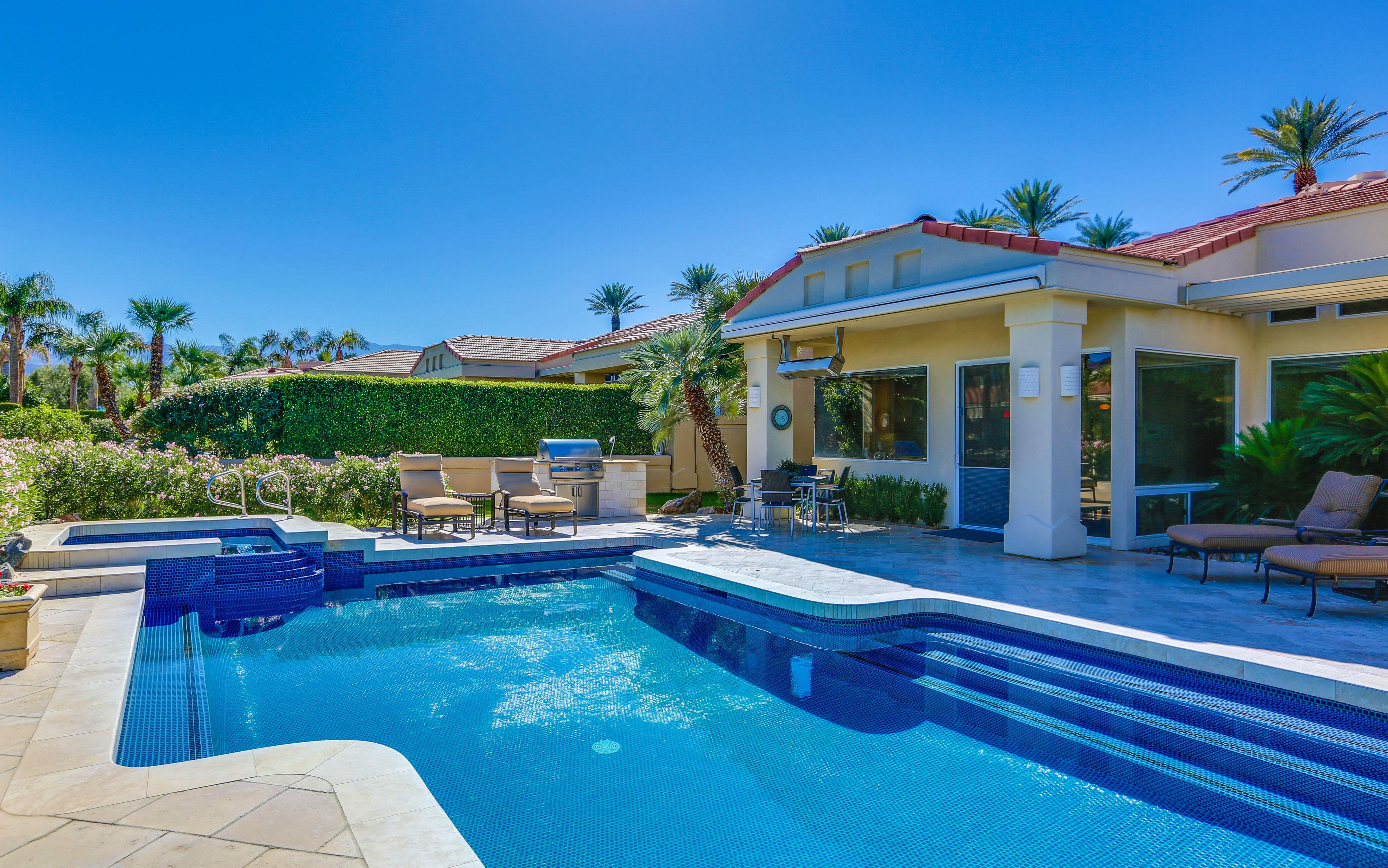 獨棟家庭住宅 為 出售 在 44460 Lakeside Drive Indian Wells, 加利福尼亞州, 92210 美國