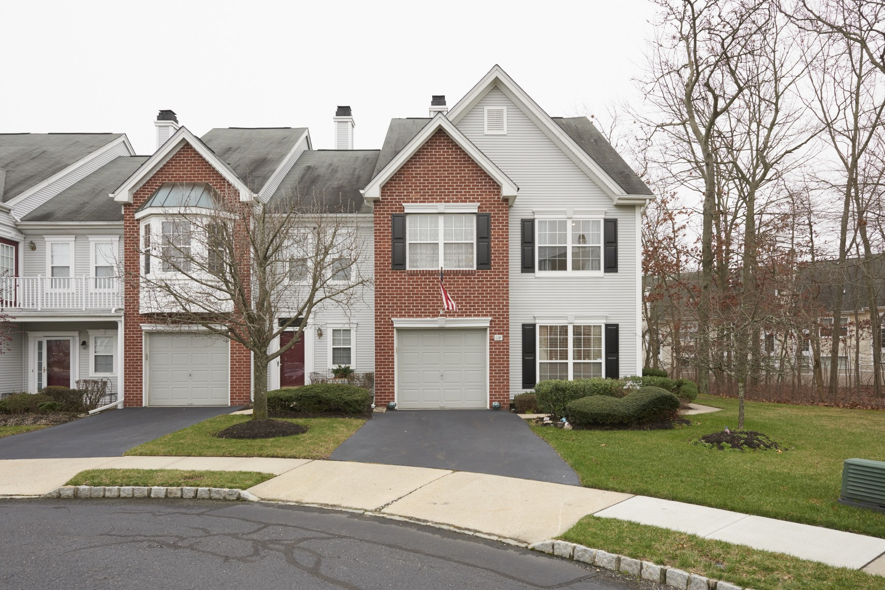 Townhouse for Sale at Hidden Meadows Townhouse 114 Tanya Circle Ocean, New Jersey 07712 United States
