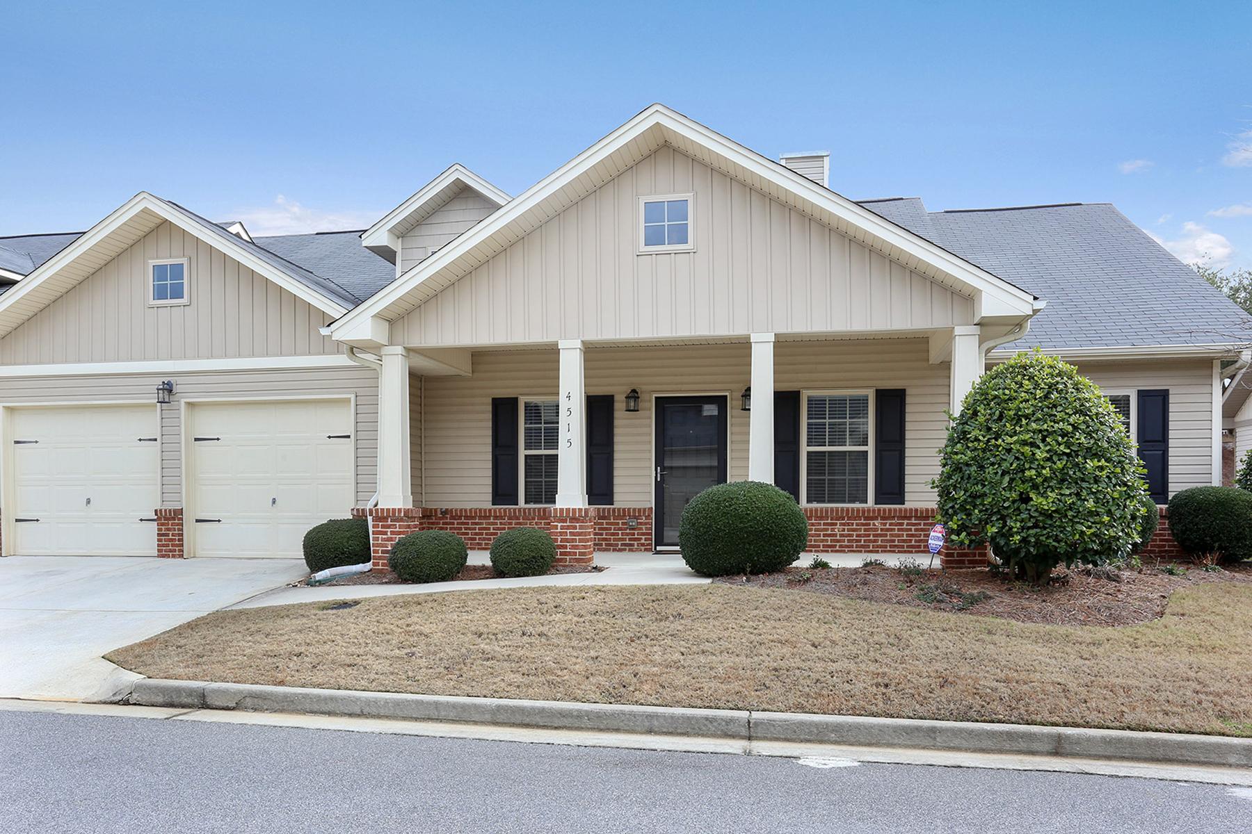 단독 가정 주택 용 매매 에 Like-New, Ranch Villa in Boutique, Gated Community 4515 Verlander Court Mableton, 조지아, 30126 미국