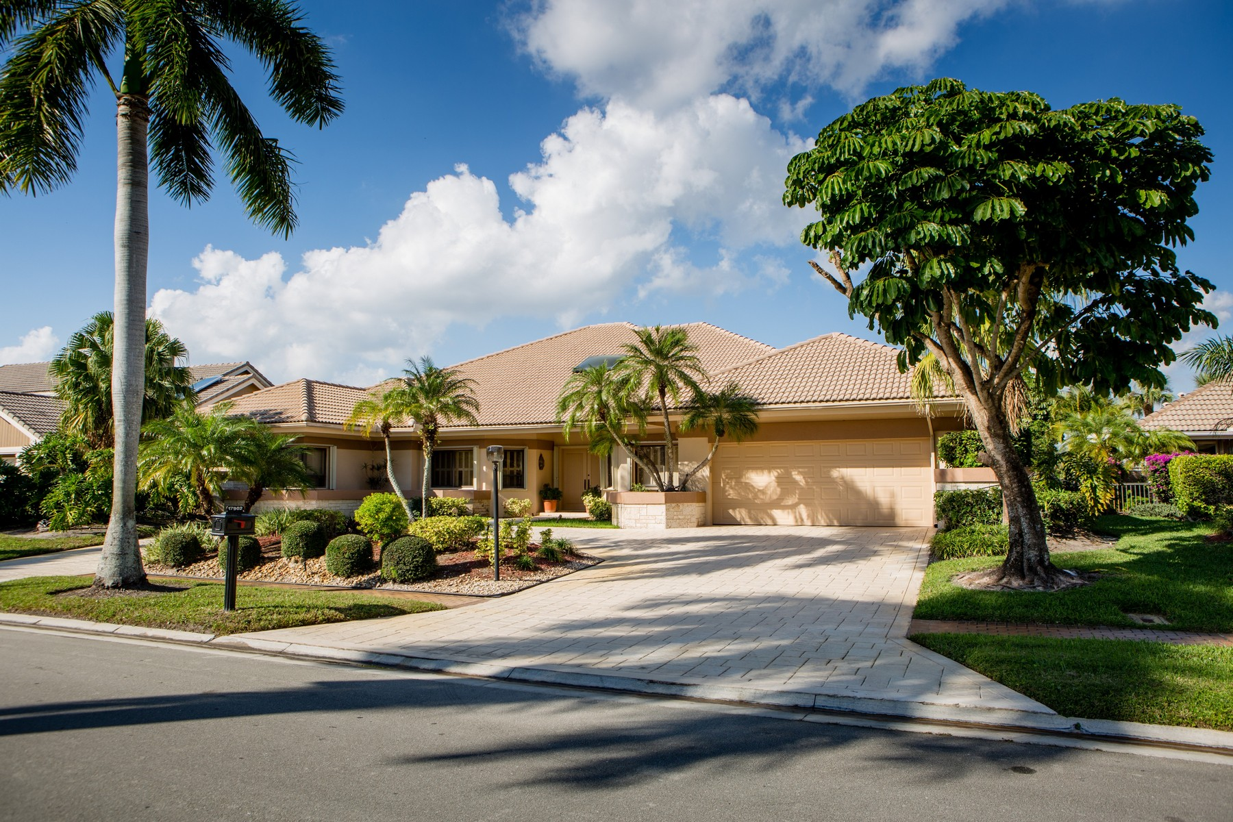 sales property at 17902 Foxborough Ln , Boca Raton, FL 33496