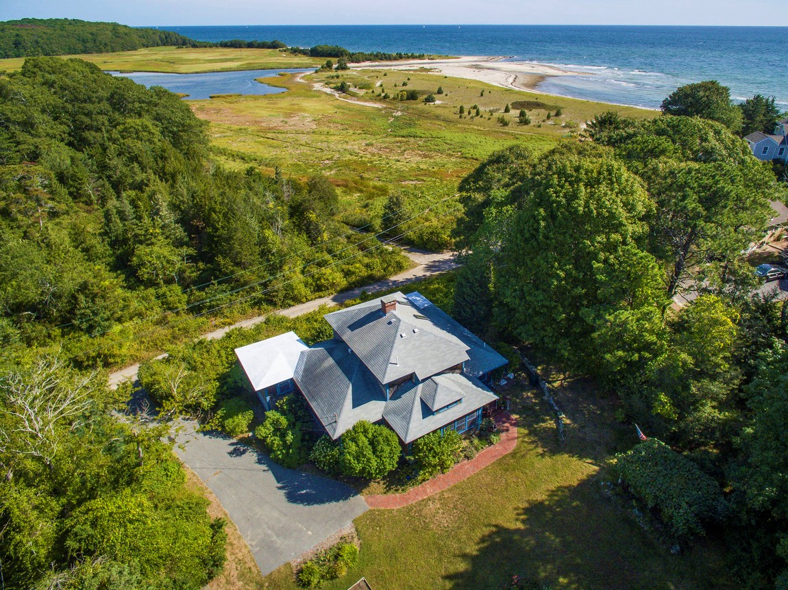 Villa per Vendita alle ore 43 Salt Marsh Lane Plymouth, Massachusetts, 02360 Stati Uniti