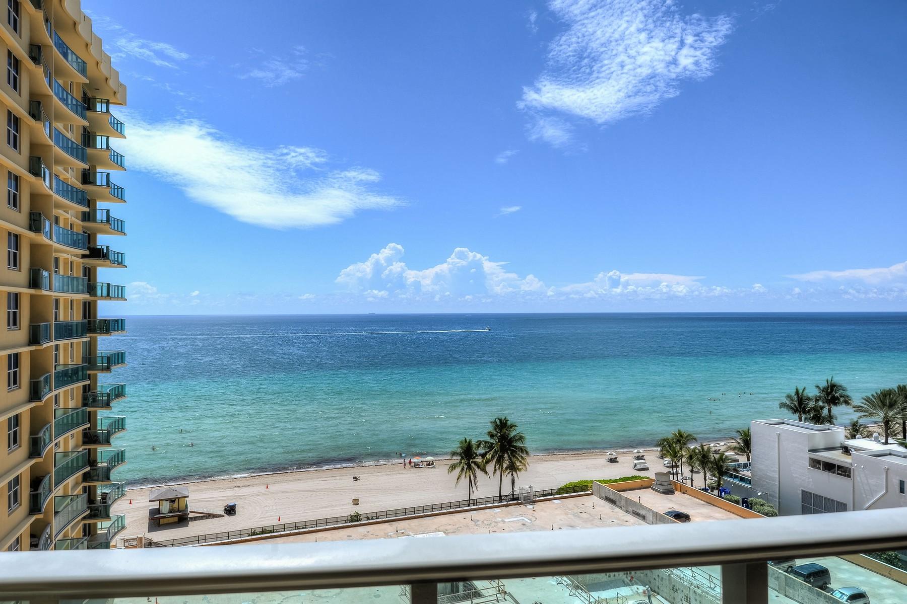 Apartamento por un Venta en 2501 S Ocean Dr #1020 Hollywood, Florida 33019 Estados Unidos
