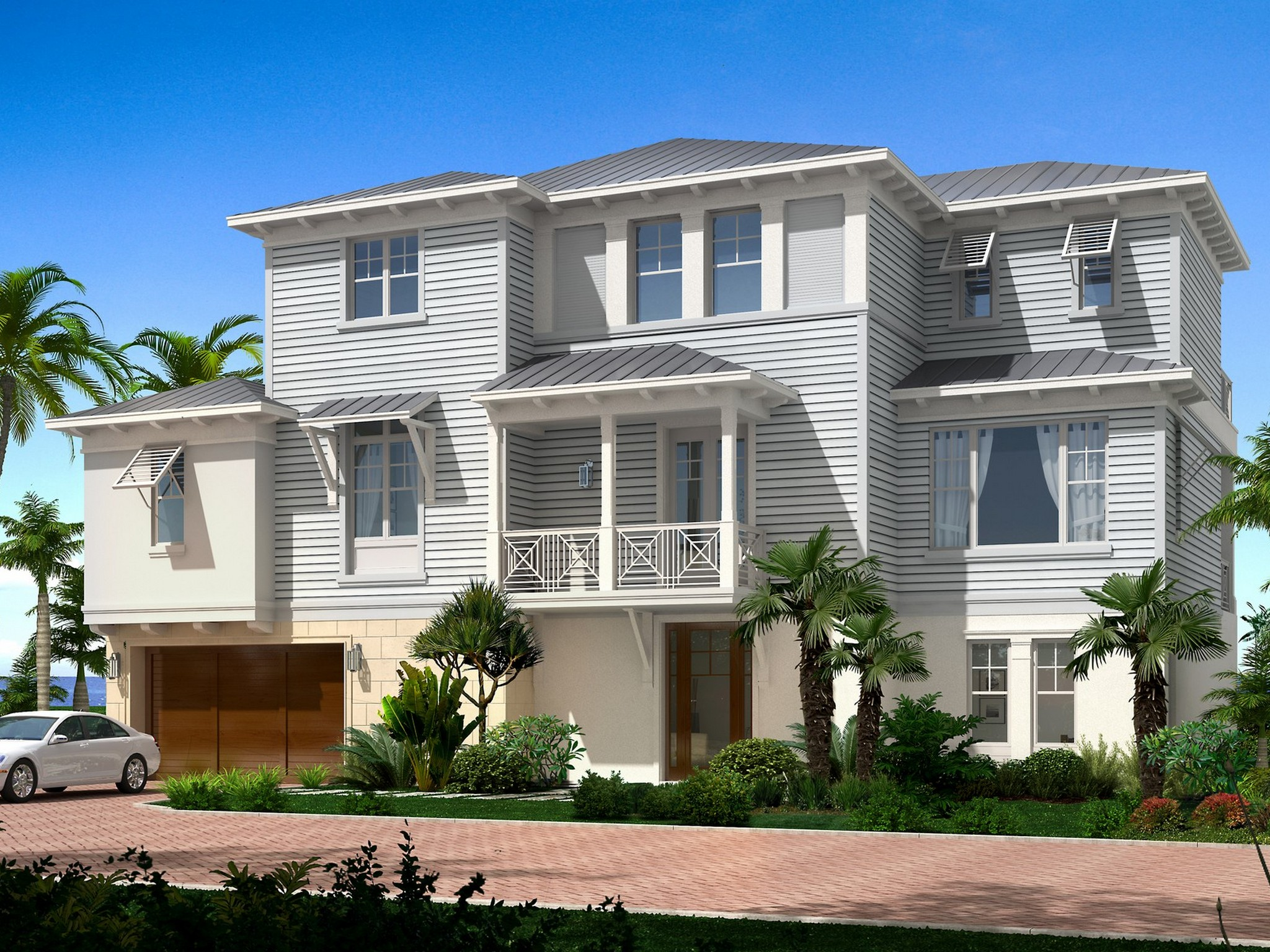 Vivienda unifamiliar por un Venta en Acquavista 4440 S. Highway A1A Fort Pierce, Florida, 34949 Estados Unidos