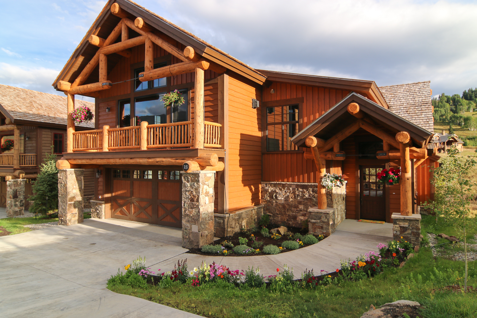 Maison unifamiliale pour l Vente à Wildhorse at Prospect 18 Appaloosa Rd Mount Crested Butte, Colorado 81225 États-Unis