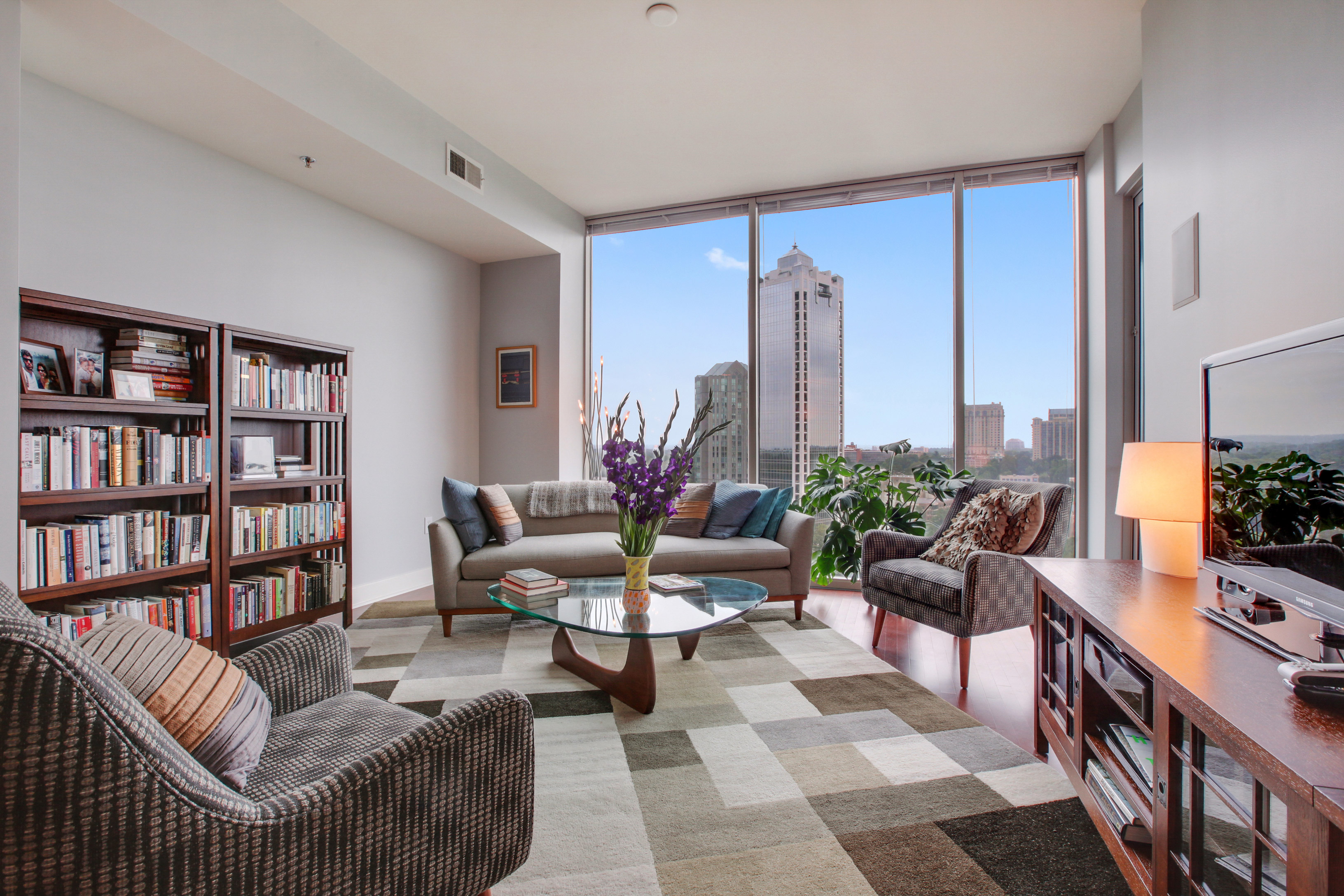 Condominio por un Venta en Live the dream with views you imagined in an unmatched location. 2795 Peachtree Road NE Atlanta, Georgia 30305 Estados Unidos