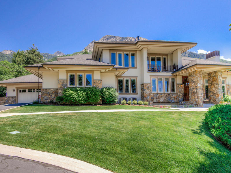 Single Family Home for Sale at Fabulous Mt Olympus Craftsman 4301 S Adonis Dr Salt Lake City, Utah 84124 United States