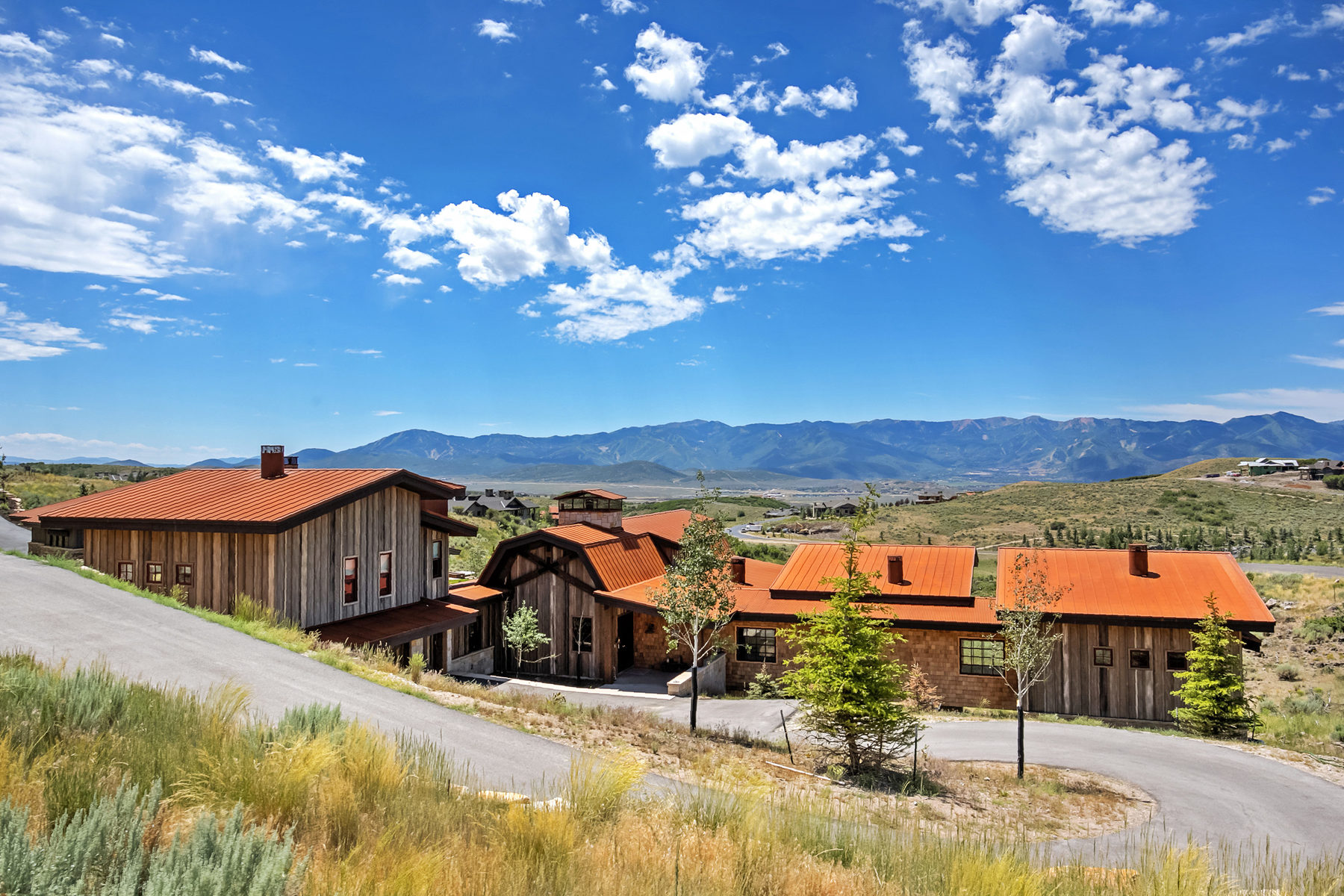 Single Family Home for Sale at Stunning Architecture 3385 Central Pacific Trl Park City, Utah, 84098 United States