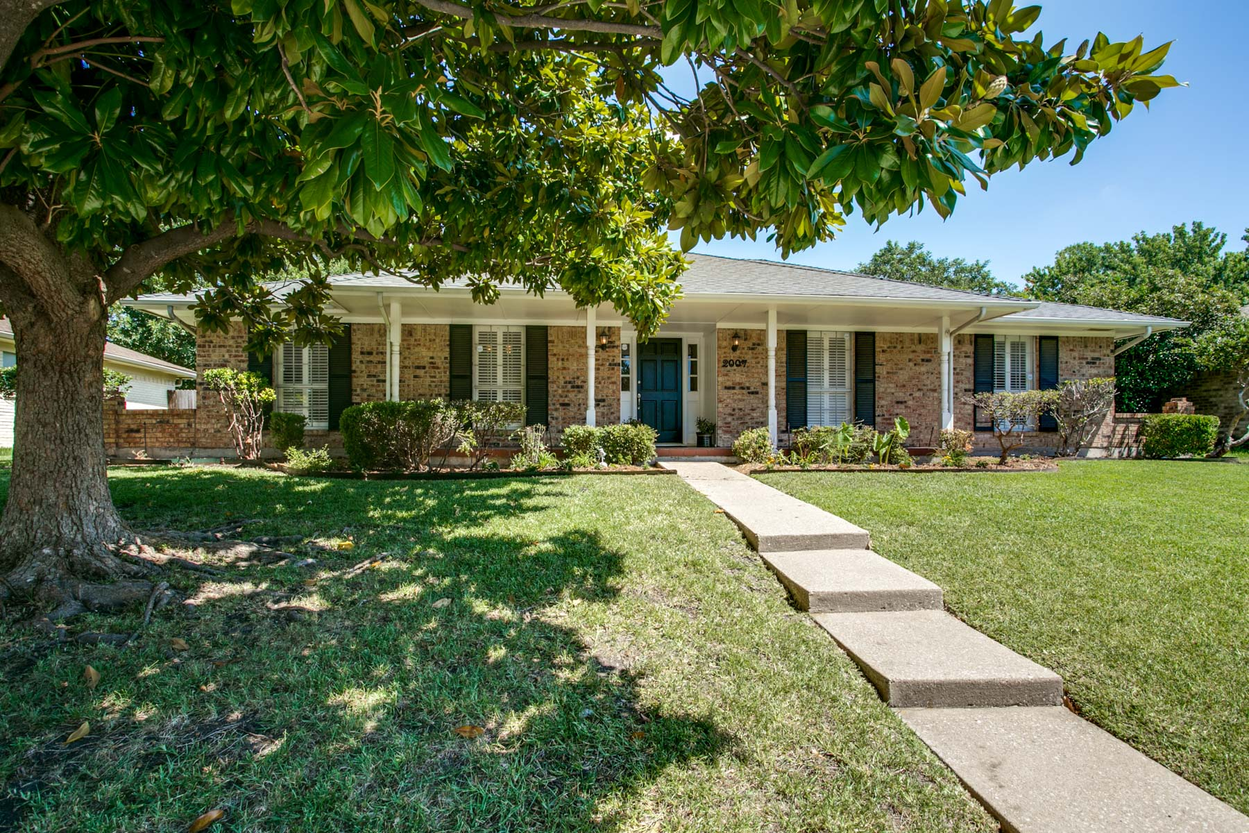 sales property at Updated Traditional in East Richardson
