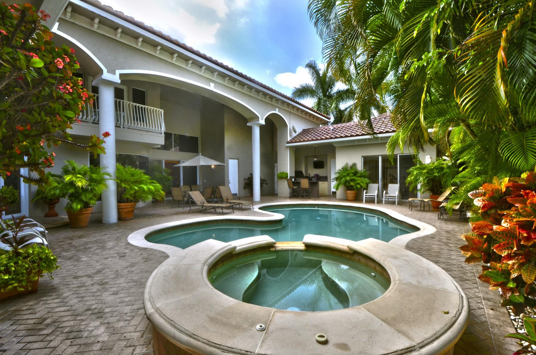 Casa Unifamiliar por un Venta en 3221 NW 61st St , Boca Raton, FL 33496 Boca Raton, Florida 33496 Estados Unidos