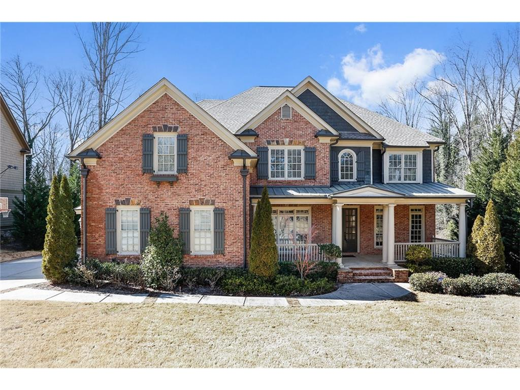 Single Family Home for Sale at Brookhaven Beauty Priced Below Appraisal 1226 Dunwoody Lane Atlanta, Georgia, 30319 United States