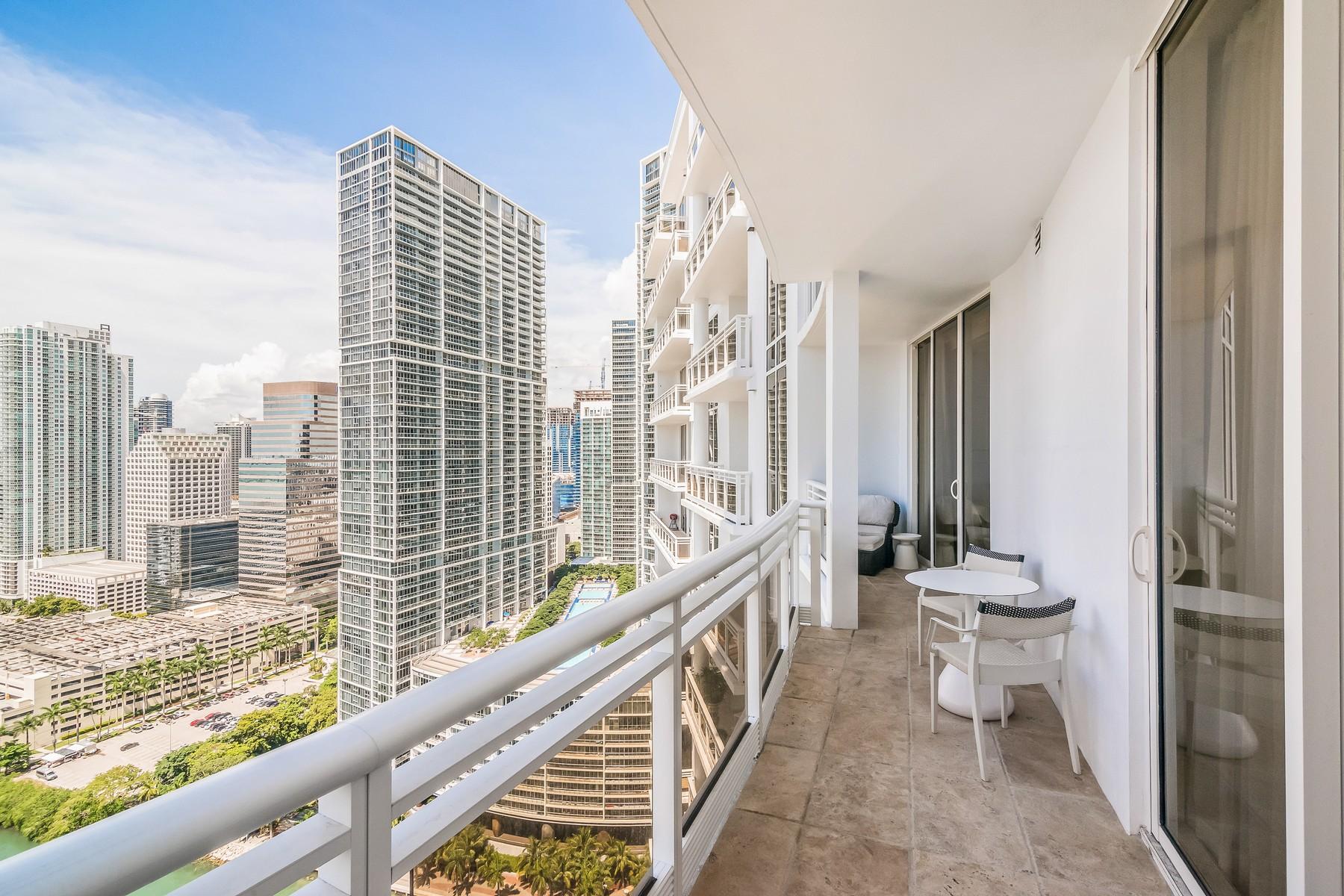 Condominium for Sale at 901 Brickell Key Blvd #3401 901 Brickell Key Blvd, 3401 Miami, Florida 33131 United States