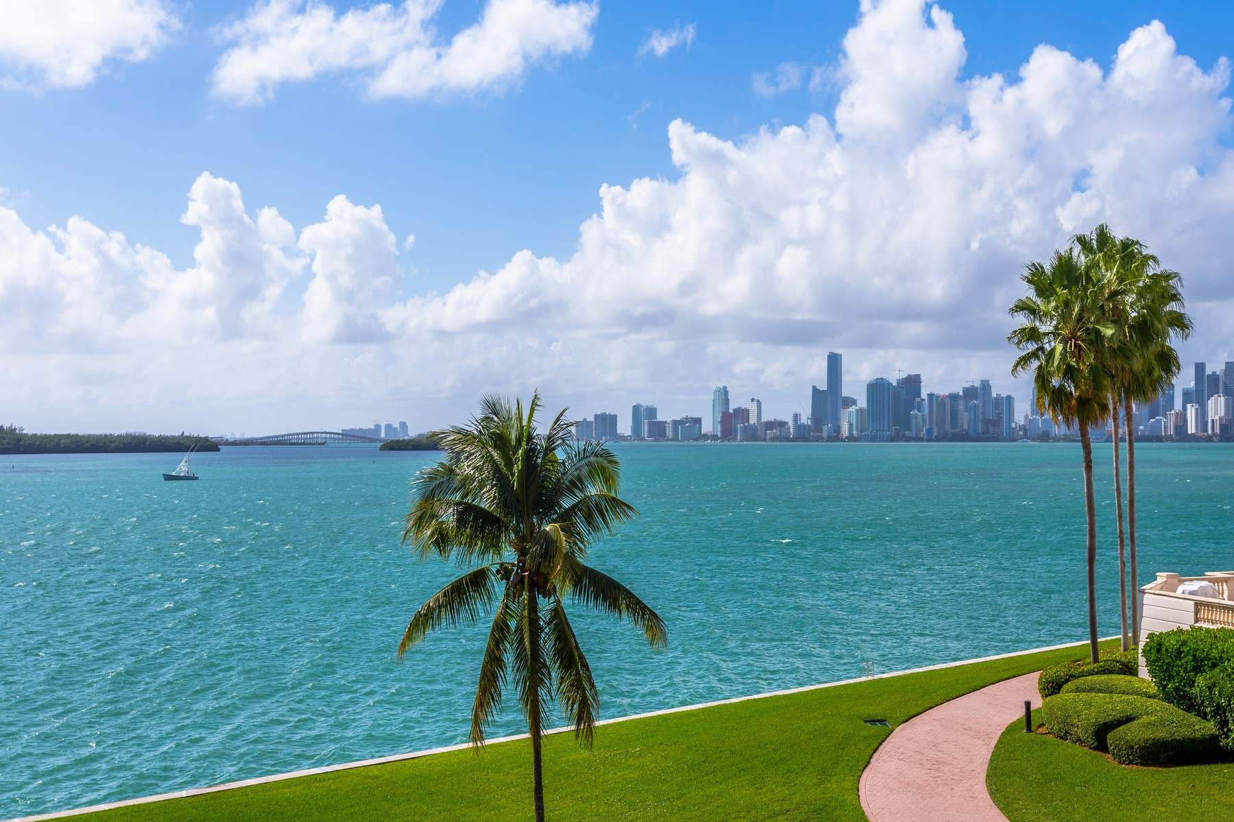 Property For Sale at 5245 Fisher Island Dr