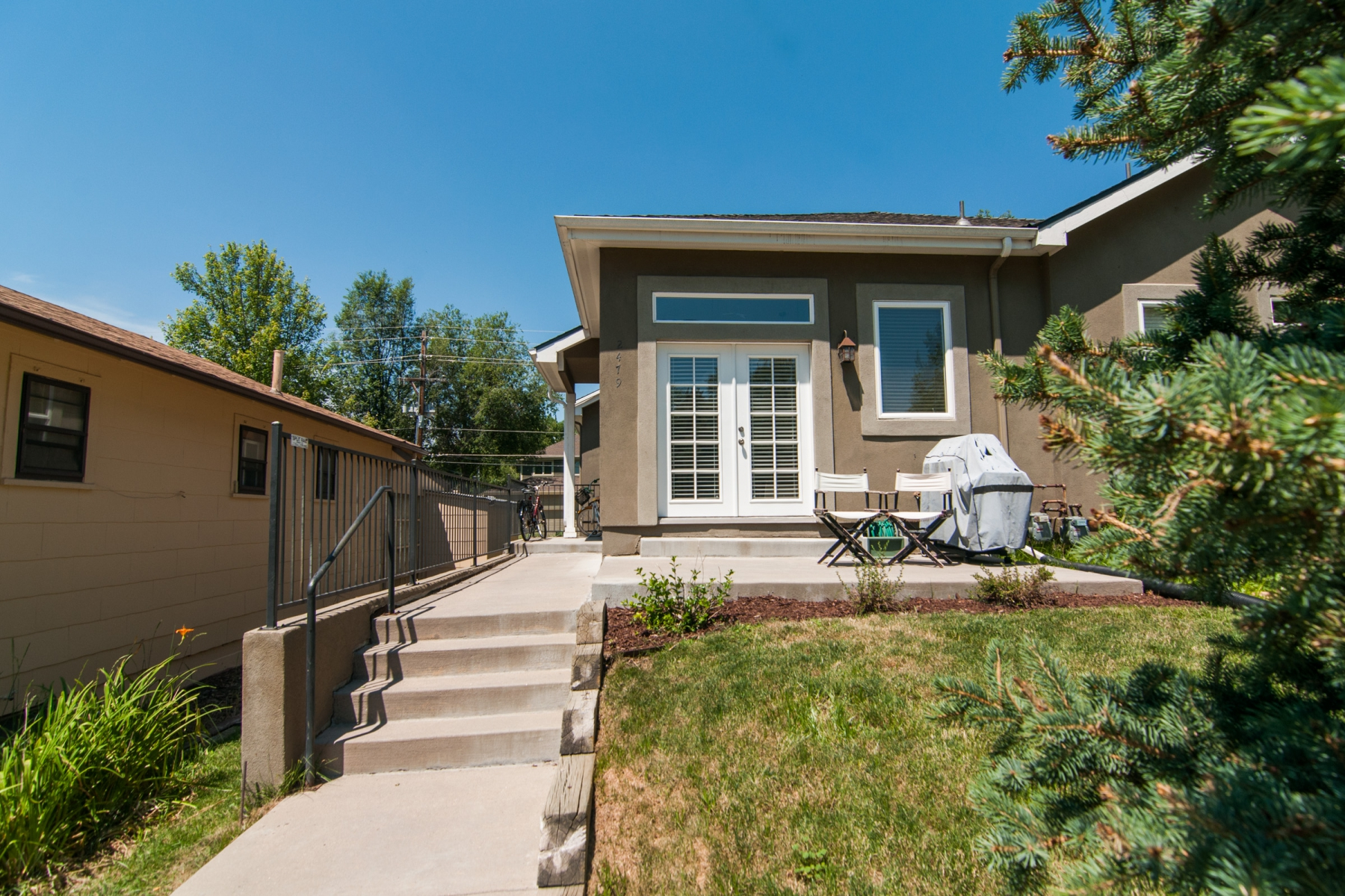Single Family Home for Sale at DU Property 2479 South High Street Denver, Colorado 80210 United States