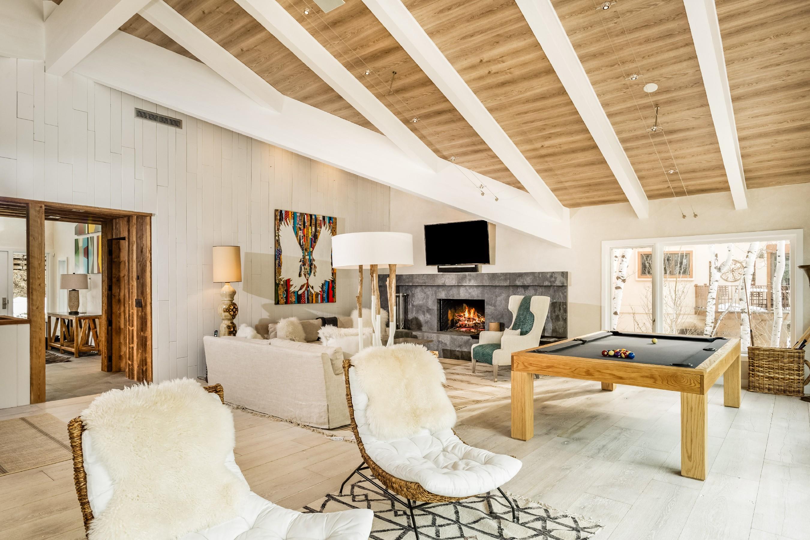 Частный односемейный дом для того Аренда на 228 Eastwood Drive Aspen, Колорадо, 81611 Соединенные Штаты