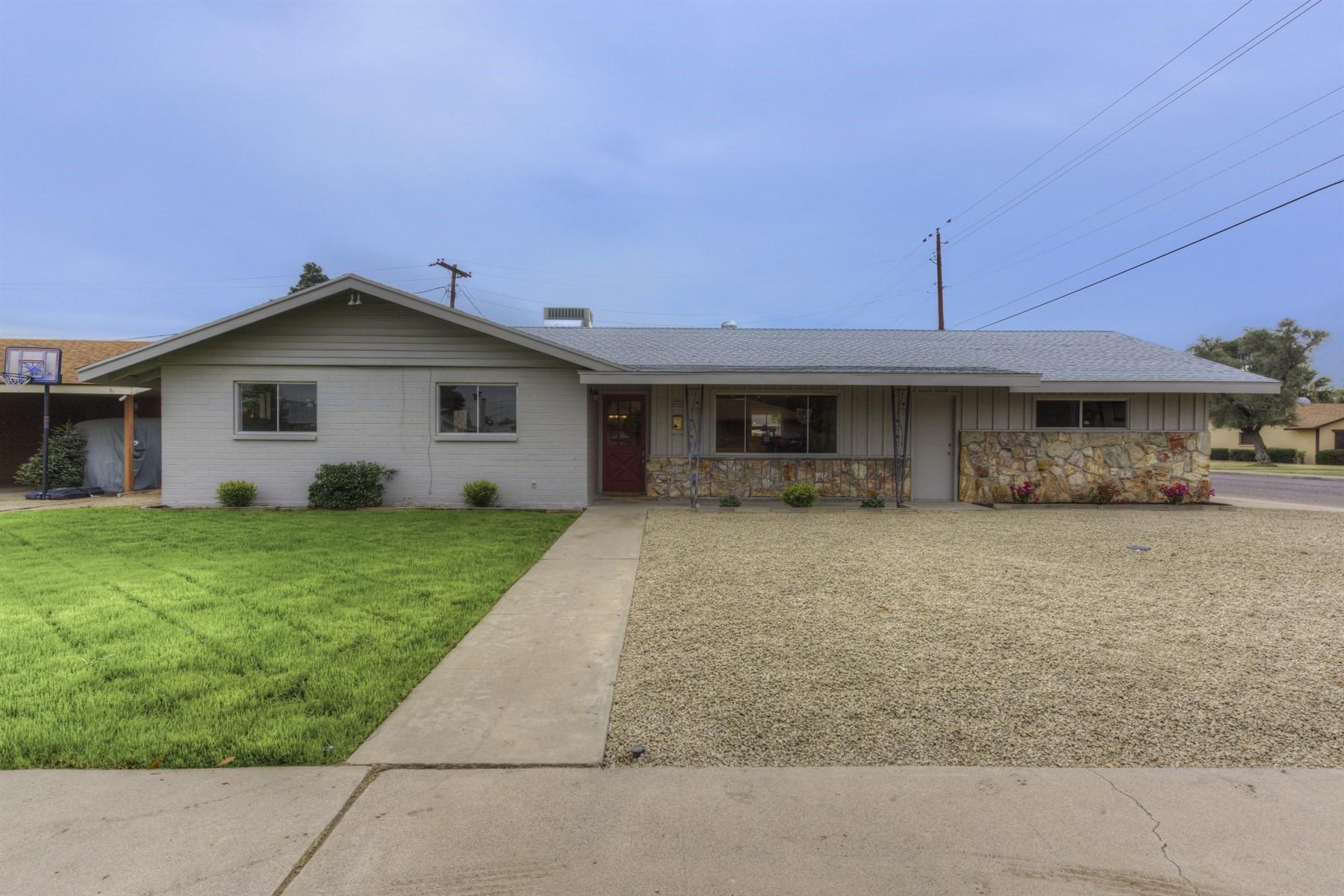 一戸建て のために 売買 アット Gorgeous remodel home in Phoenix 2941 W Keim Dr Phoenix, アリゾナ, 85017 アメリカ合衆国