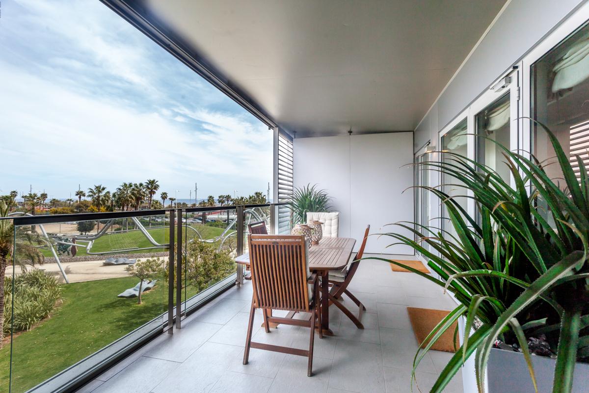 Wohnung für Verkauf beim Stunning apartment in Illa de Llum, Barcelona Barcelona City, Barcelona Spanien