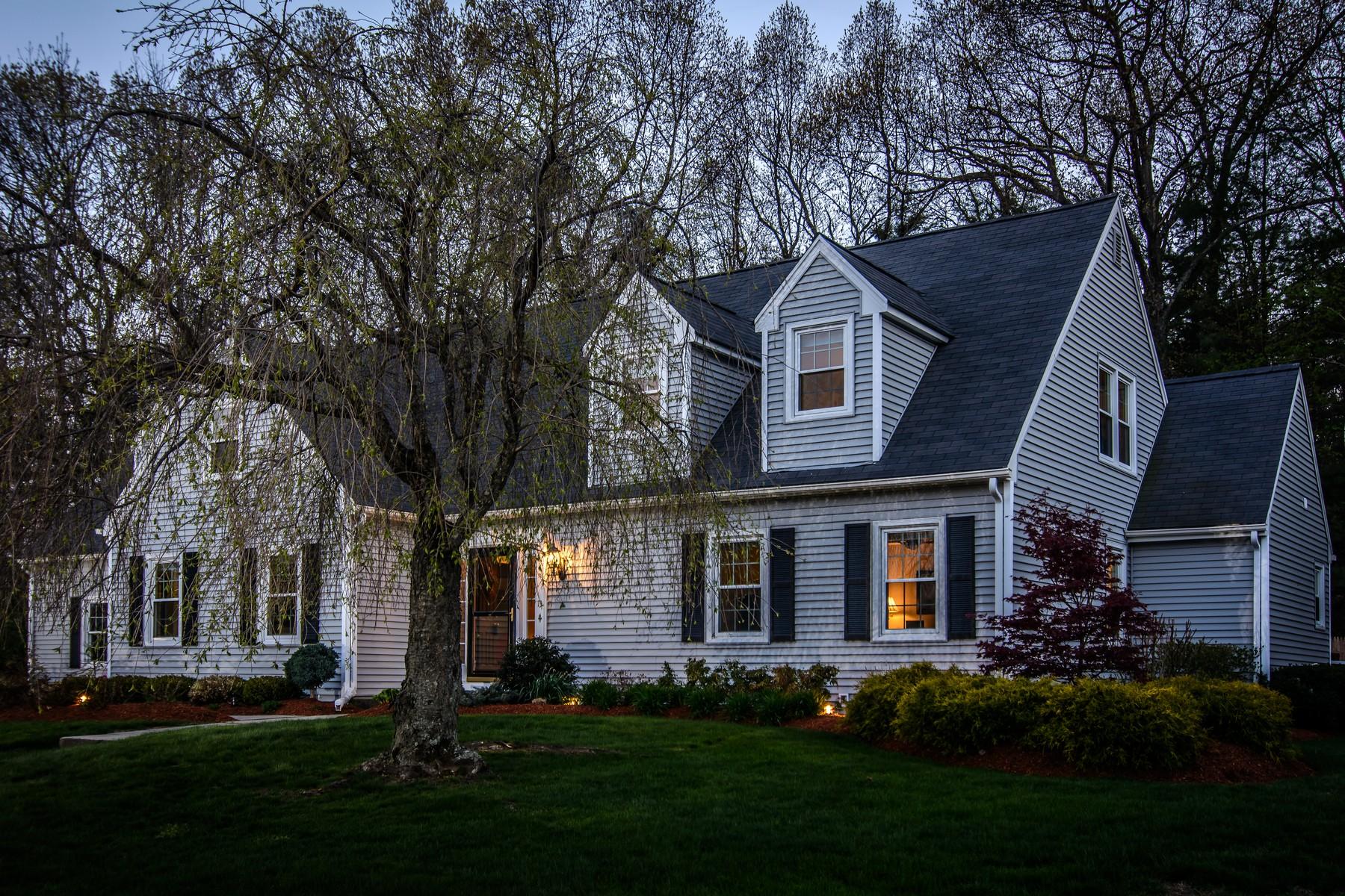 sales property at Custom Cape in Andrews Farm Estates