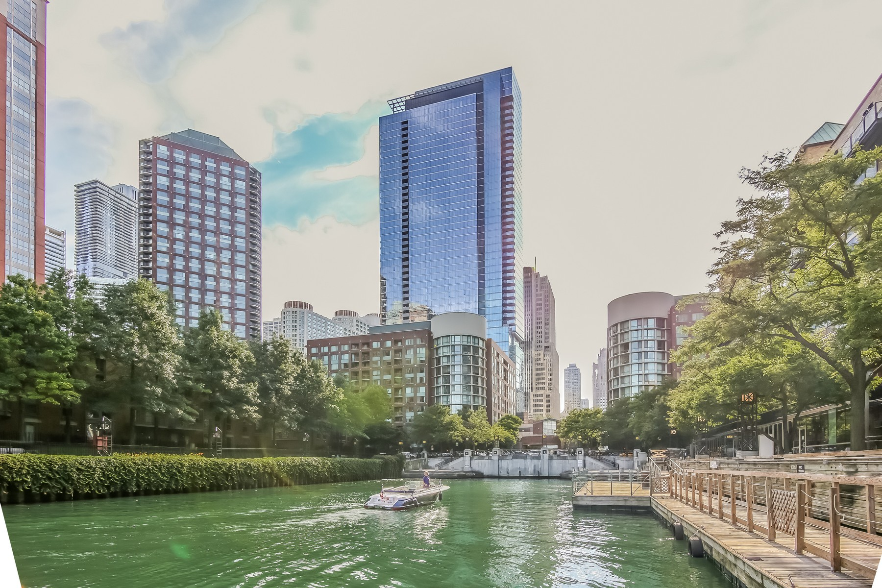 Condominium for Sale at Magnificent Lake Views 440 N McClurg Court Unit 813 Near North Side, Chicago, Illinois, 60611 United States