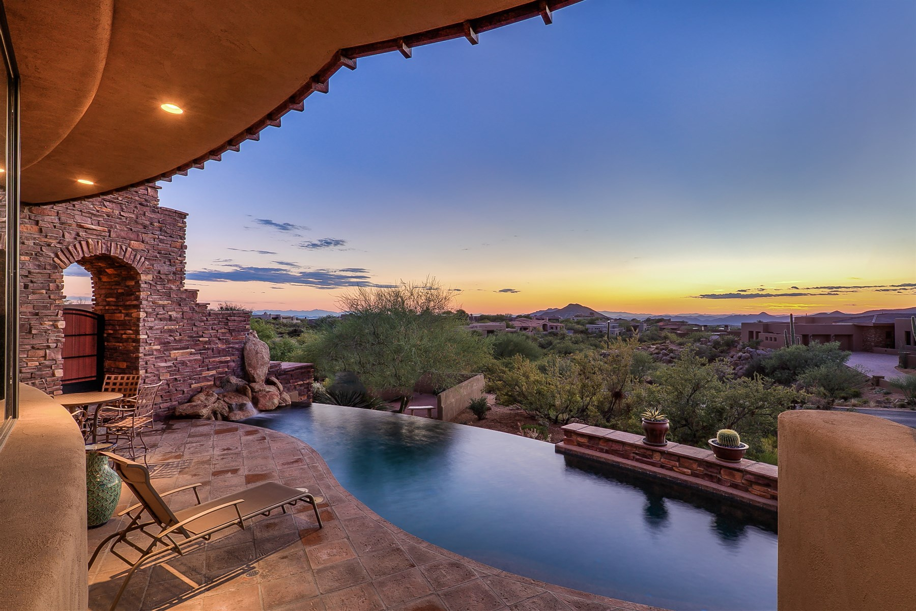 sales property at Stunning Custom Home with Views - Desert Mountain