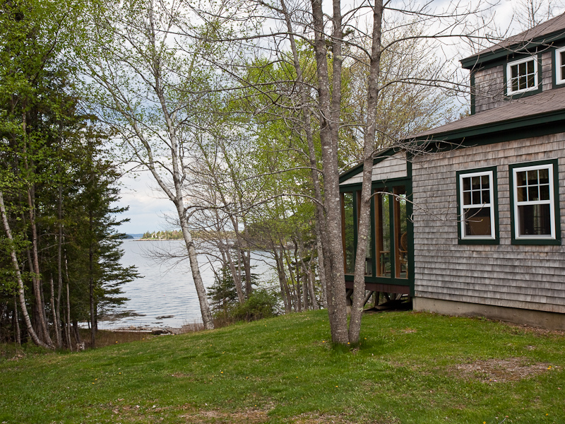 Single Family Home for Sale at 399 Smith Landing 399 Smith's Landing Road Islesboro, Maine 04848 United States