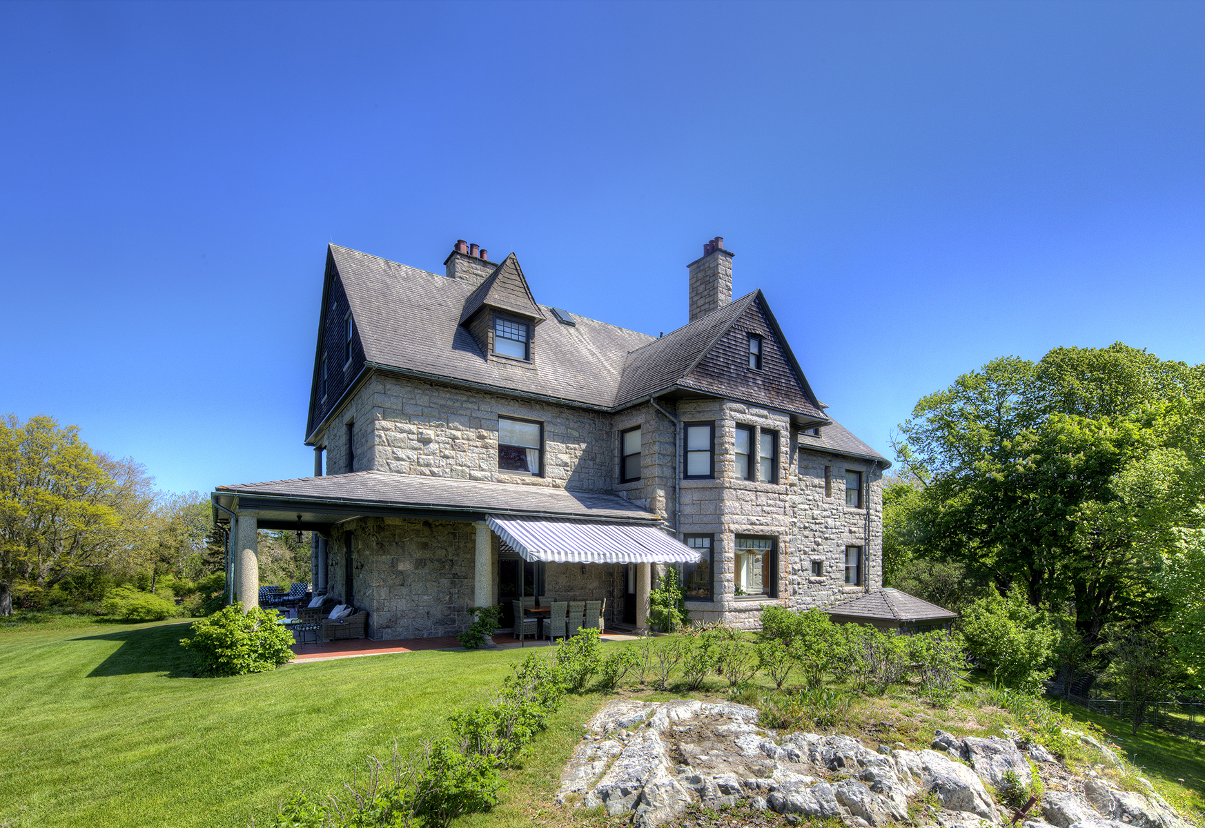 Additional photo for property listing at Wild Moor Estate 21 Hammersmith Road Newport, Rhode Island 02840 United States