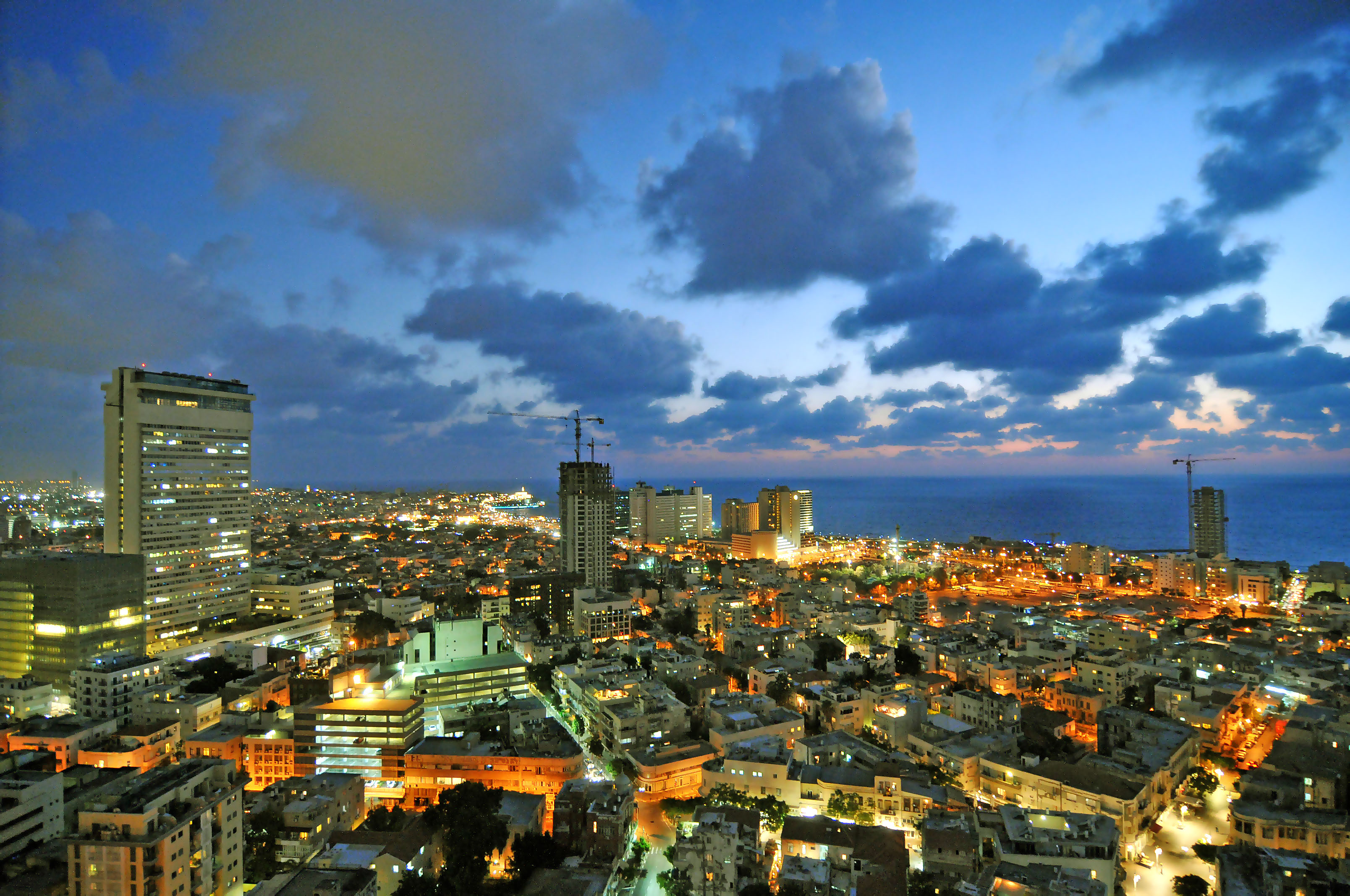 Duplex for Sale at Luxurious Modern Duplex Penthouse Tel Aviv, 6521315 Israel
