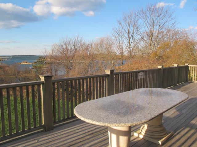 Property Of Weather Bureau & Boathouse