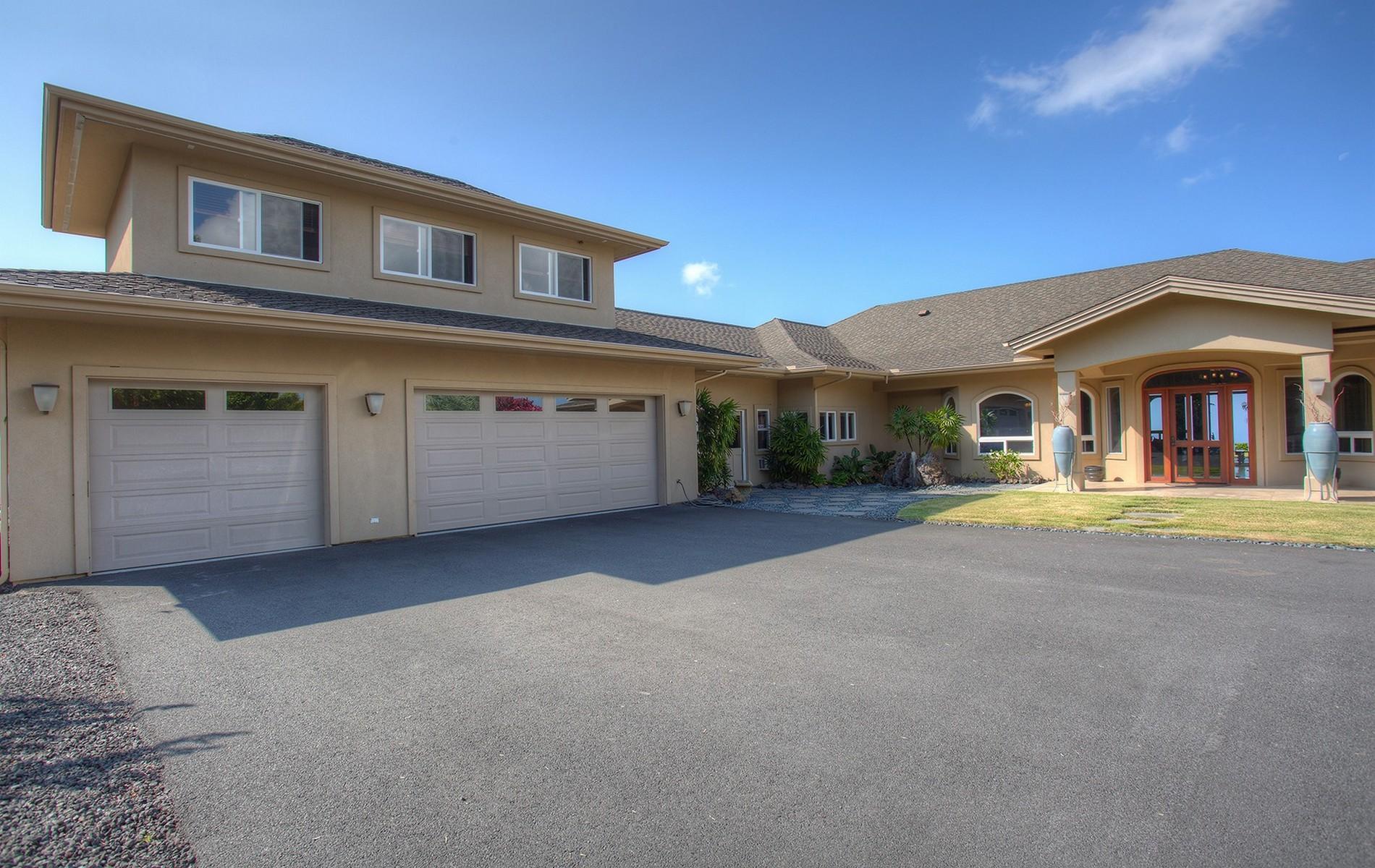 Single Family Home for Sale at Makalei Estates 72-4085 Alahee Pl Kailua-Kona, Hawaii 96740 United States