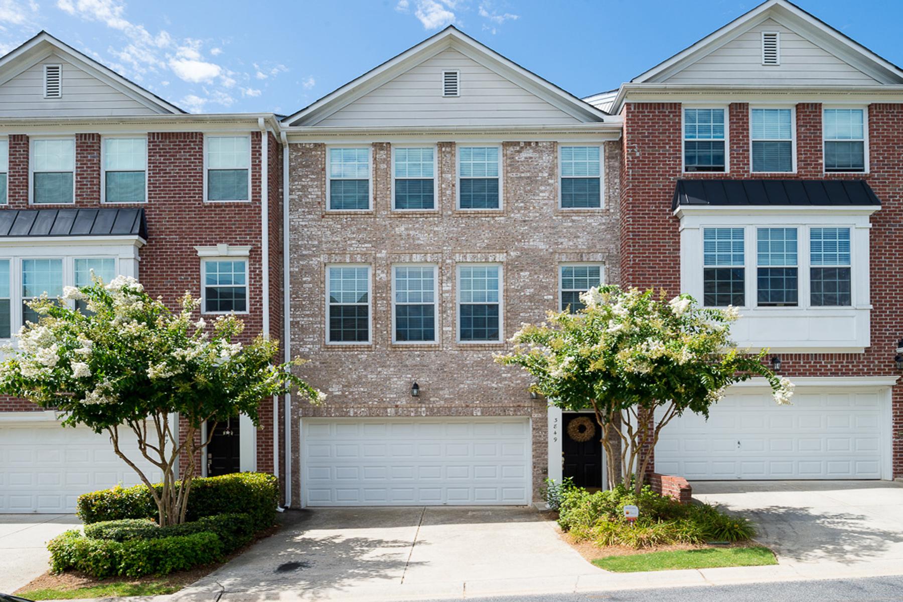 タウンハウス のために 売買 アット A Rare Opportunity At Chattahoochee Bluffs 3849 Chattahoochee Summit Drive Atlanta, ジョージア, 30339 アメリカ合衆国