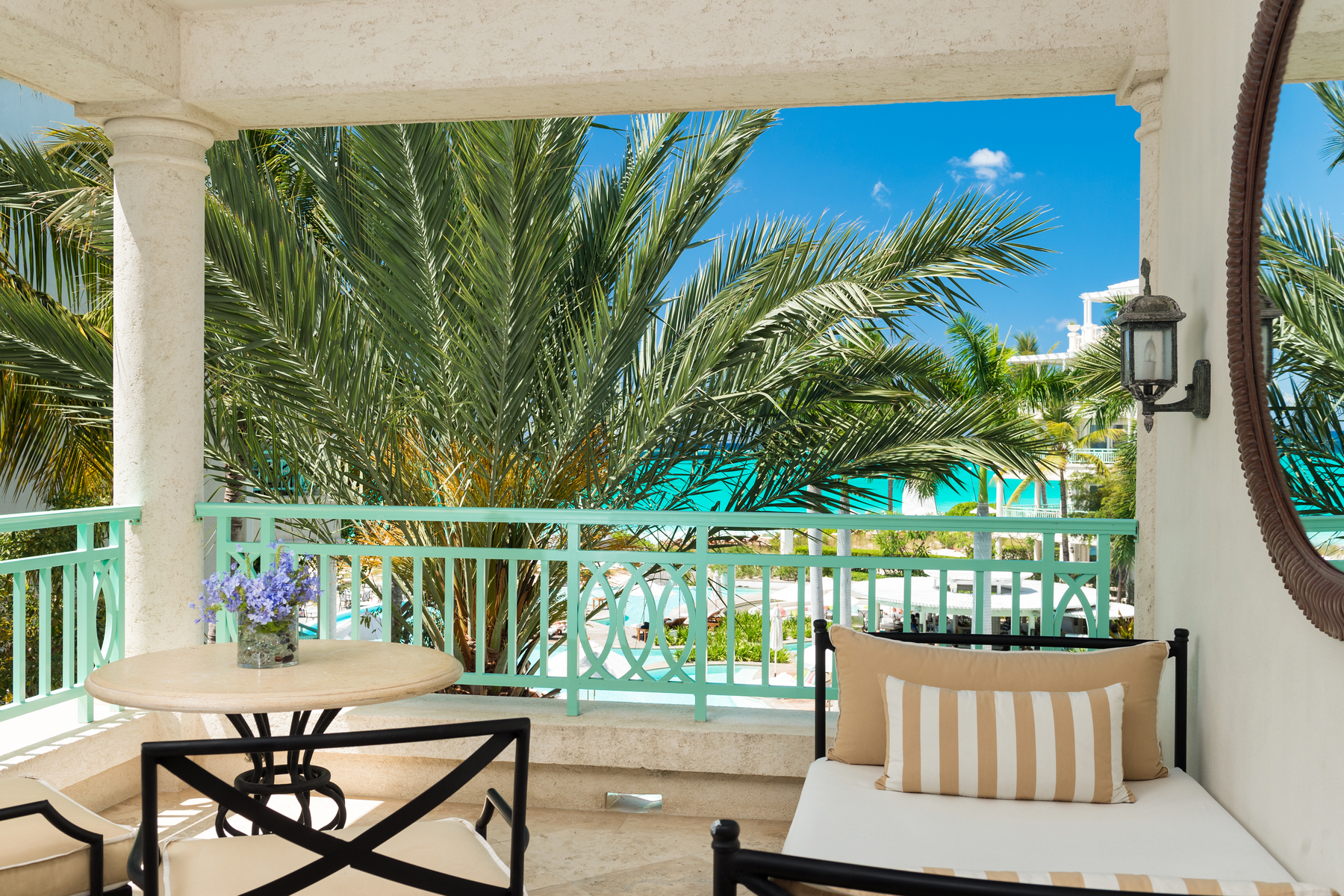 Condominio por un Venta en The Palms - Suite 4303.4304 The Regent Palms, Grace Bay, Providenciales Islas Turcas Y Caicos