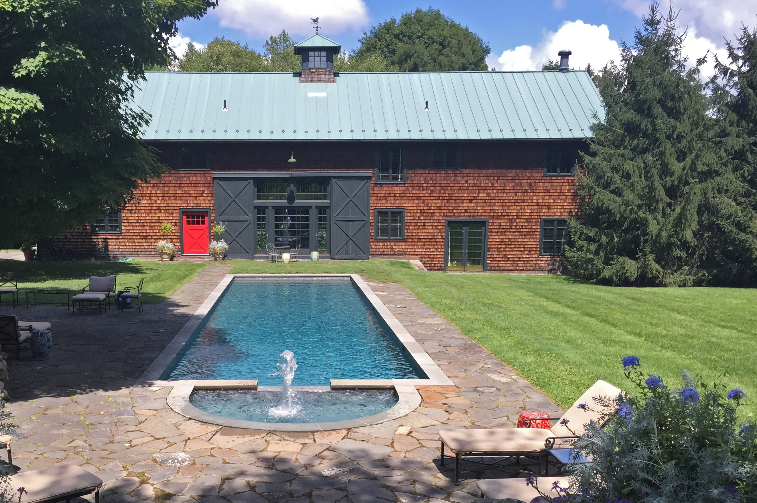 Single Family Home for Rent at Converted Barn Rental 8 Old Killearn Road Millbrook, New York 12545 United States