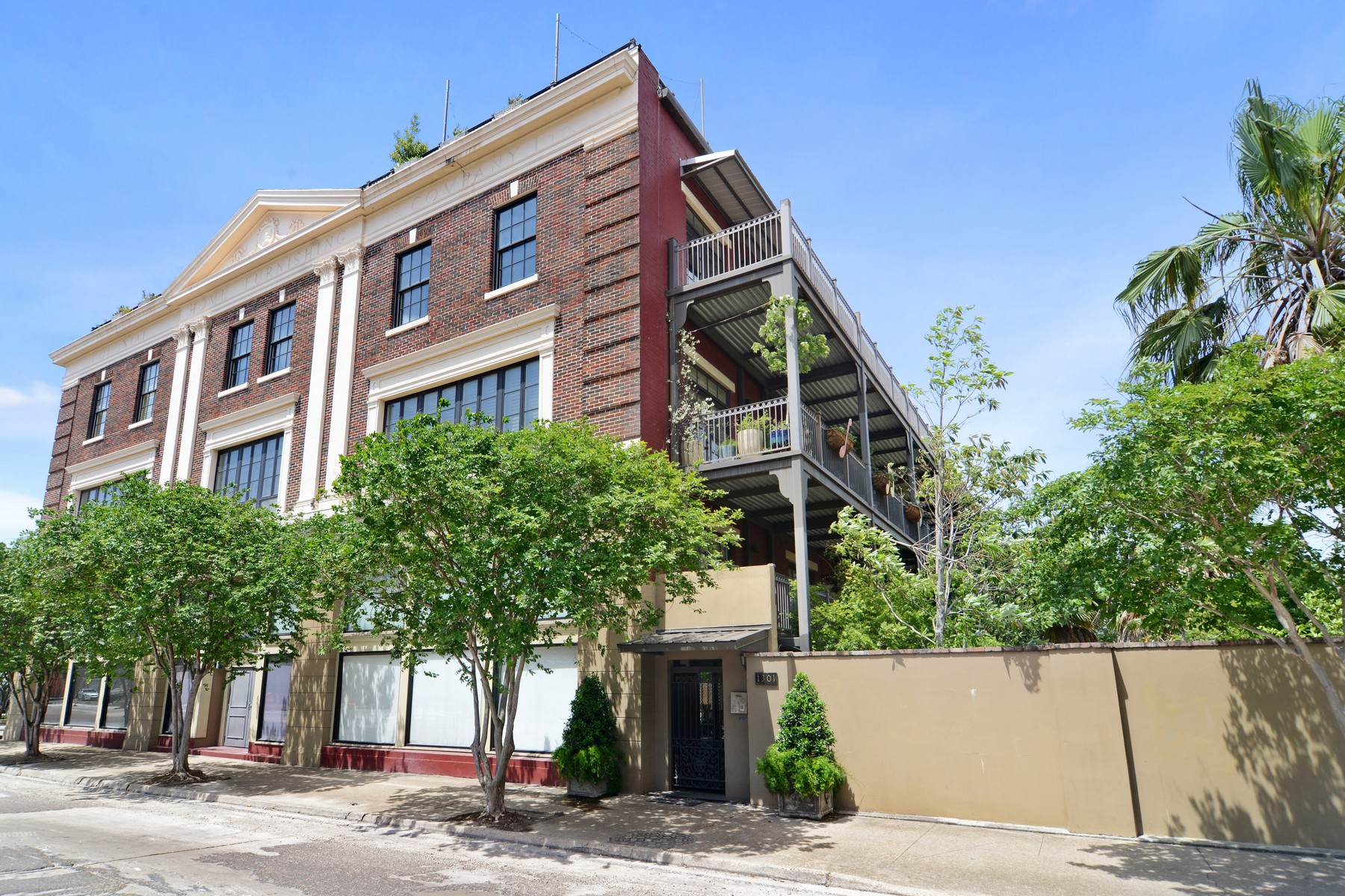 Condominium for Sale at 1301 N Rampart St 1301 N Rampart St Unit 502 New Orleans, Louisiana, 70116 United States