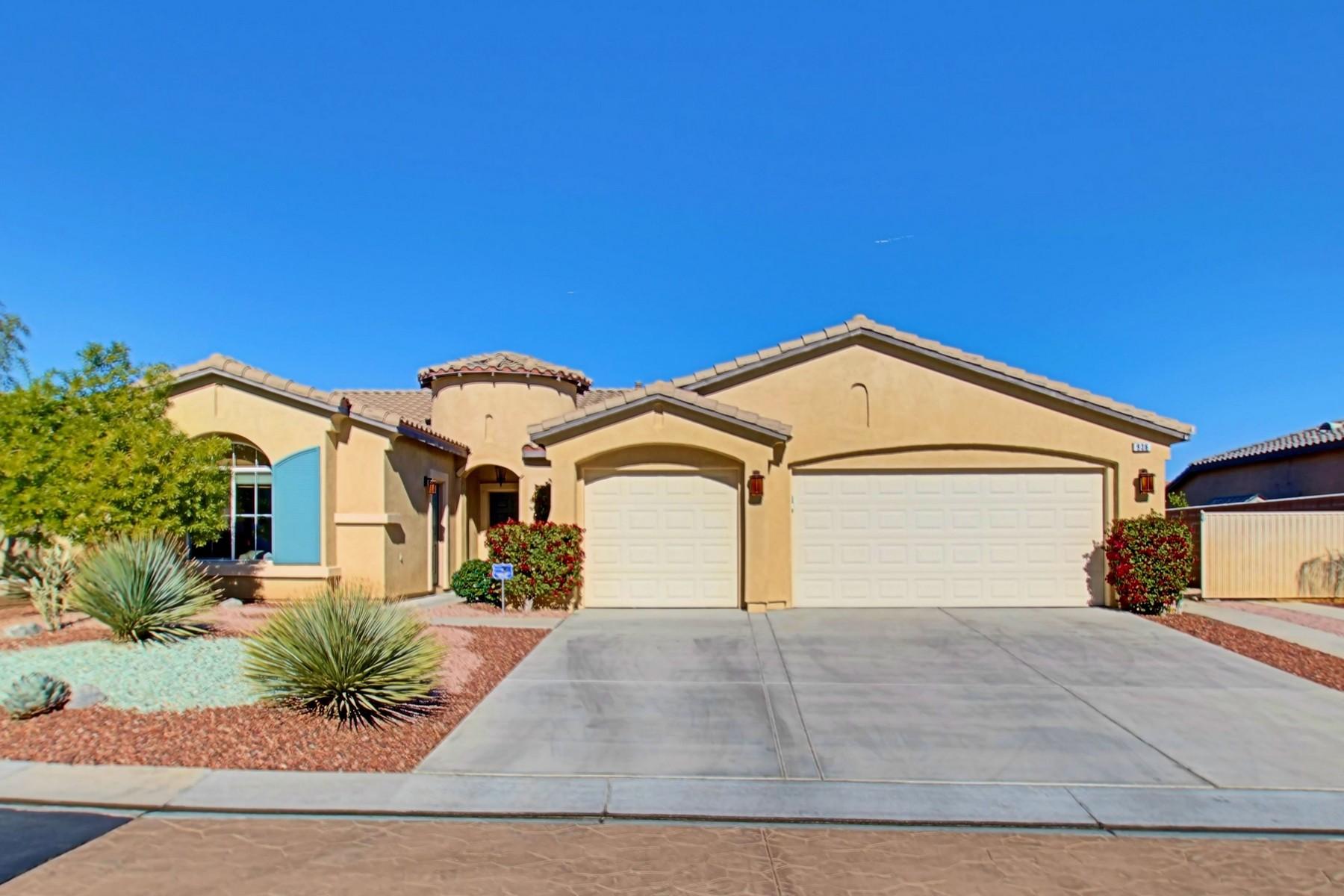 Maison unifamiliale pour l Vente à 936 Alta Ridge Palm Springs, Californie 92262 États-Unis