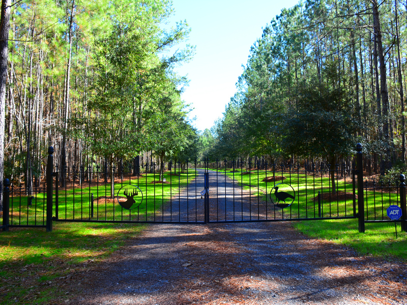 Farm / Ranch / Plantation for Sale at Pineover Farm 1148 Trio Road Pineover Farm Andrews, South Carolina 29510 United States
