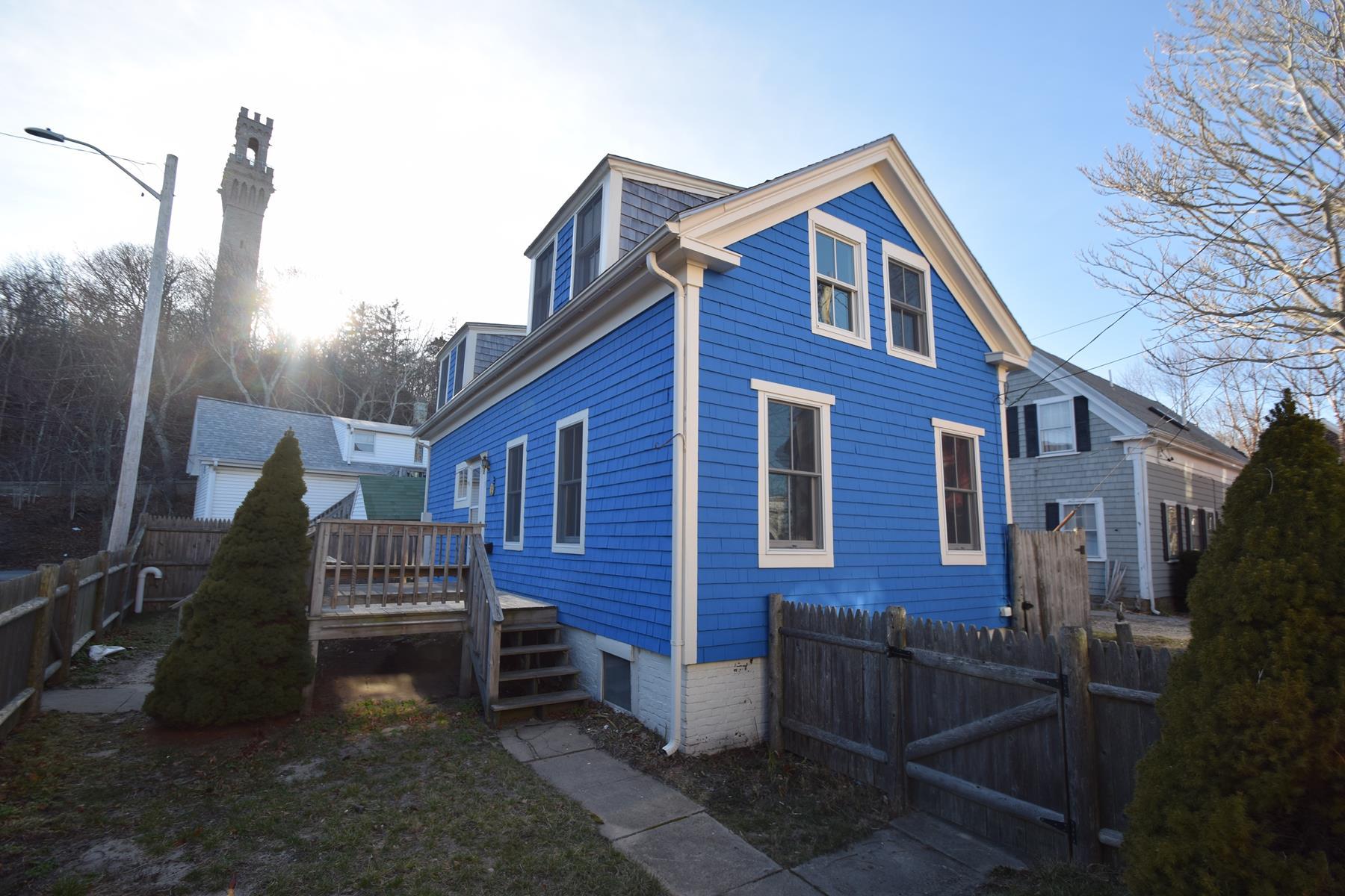 Villa per Vendita alle ore Antique in the center of town 12A Standish Street Provincetown, Massachusetts, 02657 Stati Uniti