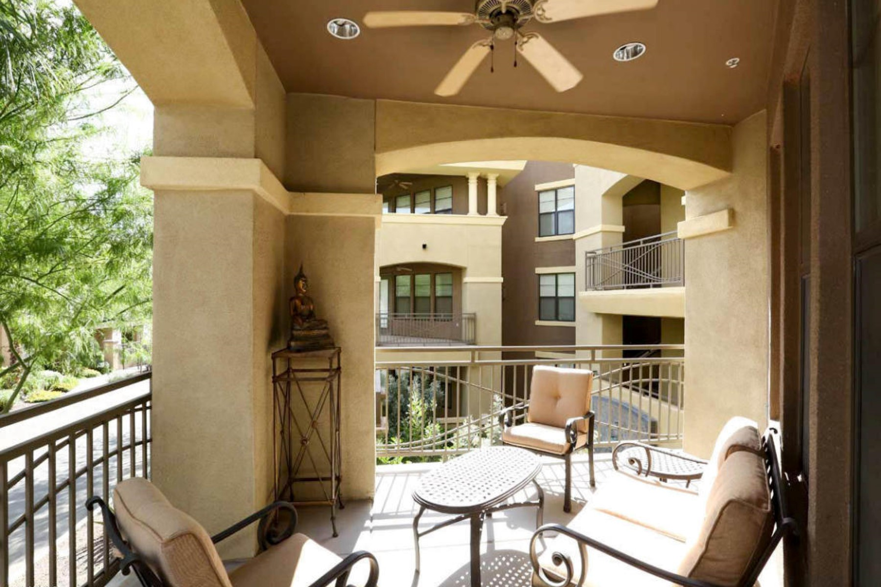 Apartment for Sale at Exceptional condo in the resort-like community of Corriente 7601 E INDIAN BEND RD 2032 Scottsdale, Arizona 85250 United States