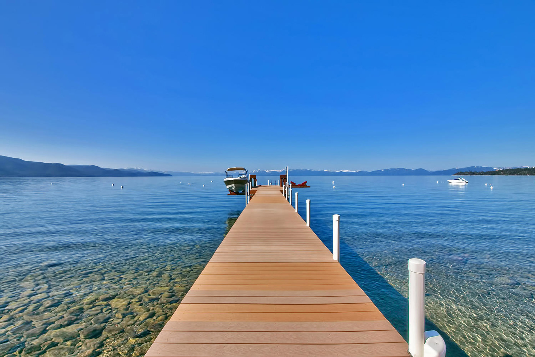 Single Family Home for Sale at North Shore Lake Tahoe 825 Lakeshore Boulevard Incline Village, Nevada, 89451 United States