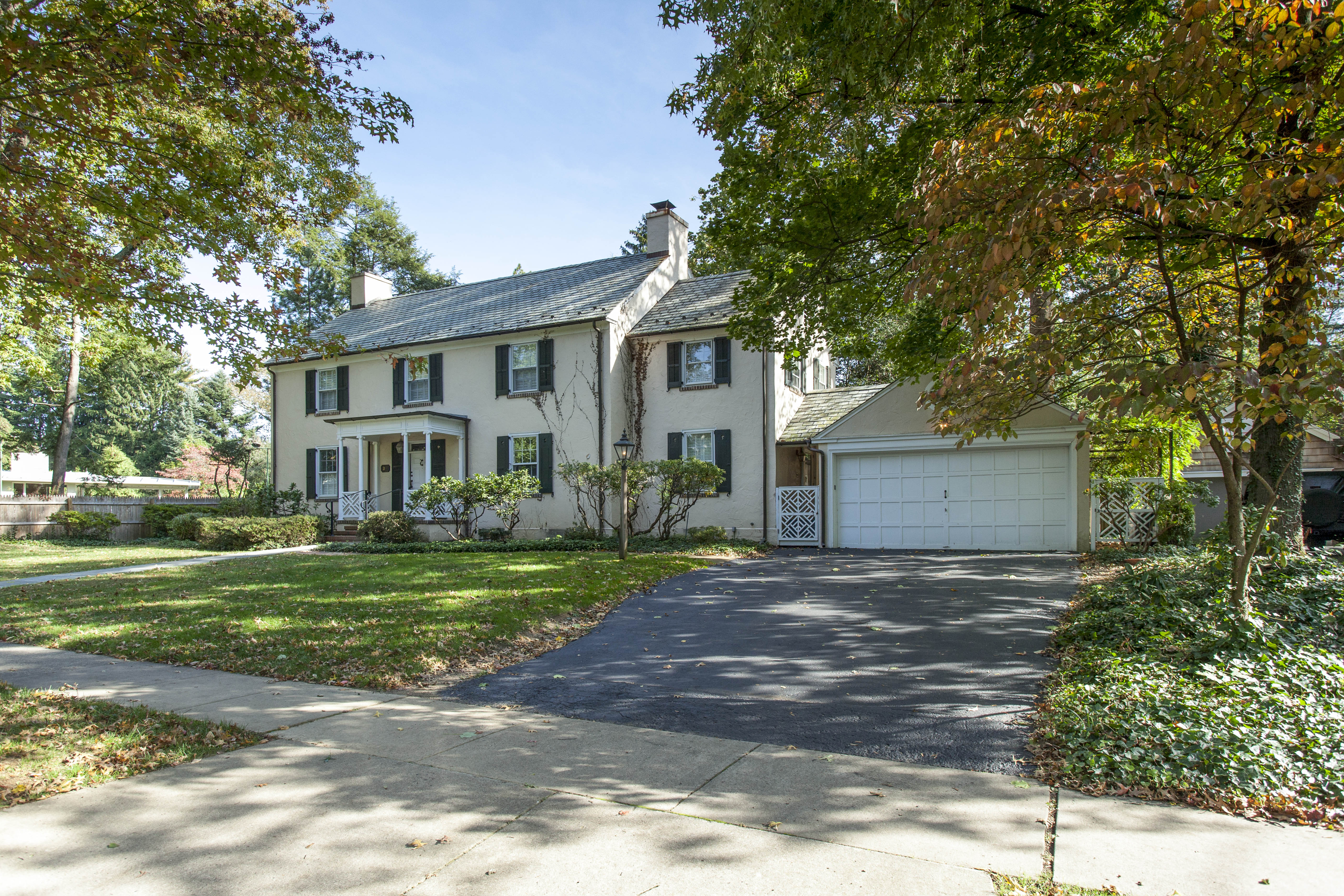 Single Family Home for Rent at In Princeton's Western Section 30 Boudinot Street Princeton, 08540 United States