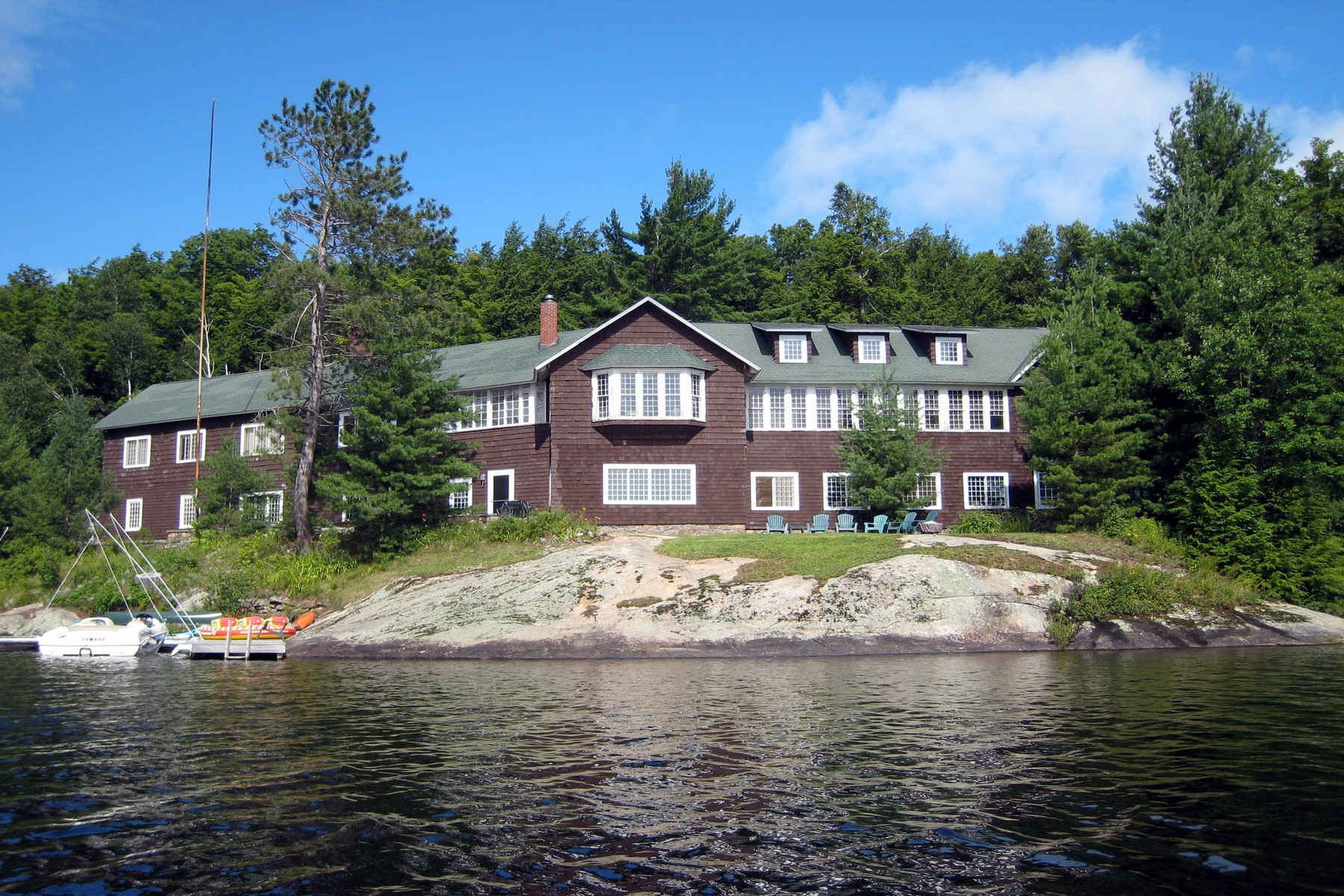 Property For Sale at WARREN POINT LODGE