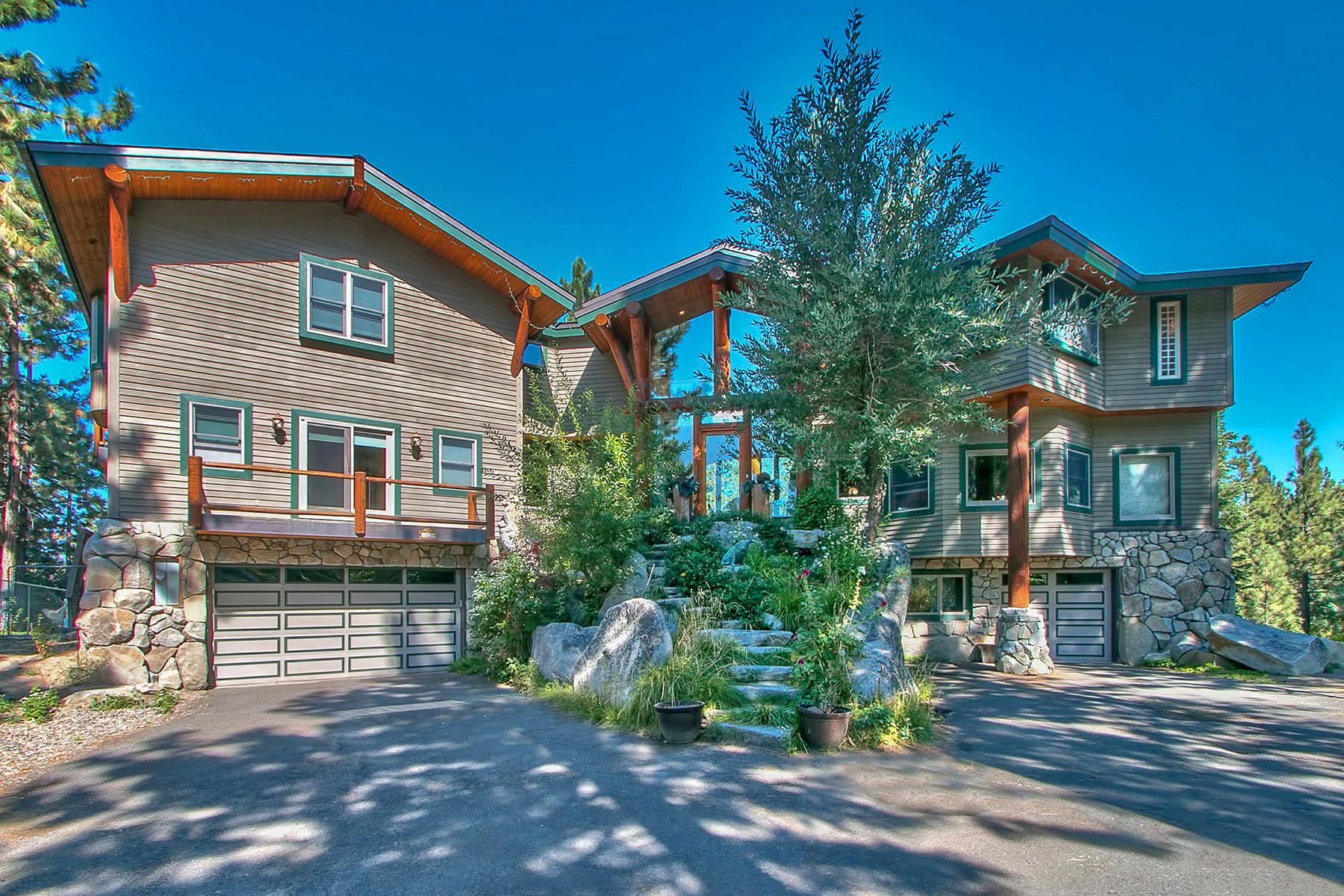 Einfamilienhaus für Verkauf beim 122 Desni Court Stateline, Nevada 89449 Vereinigte Staaten