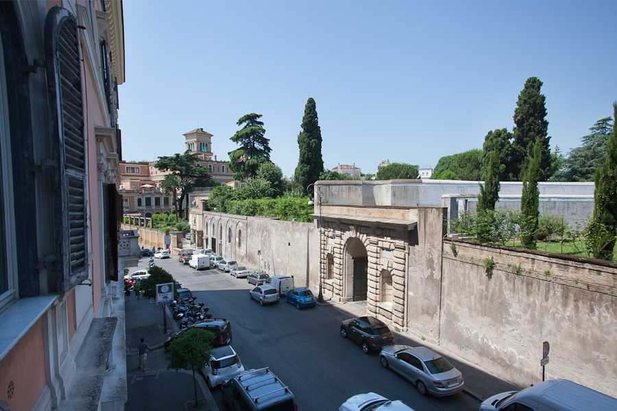 아파트 용 매매 에 Prestigious office overlooking the gardens of Villa Medici Via di Porta Pinciana Rome, 로마 00187 이탈리아