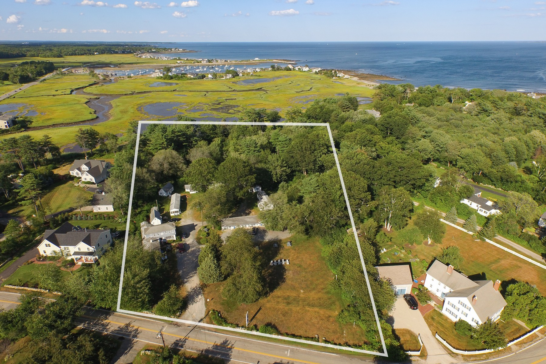 sales property at Premier Rye Beach Ocean Oriented Location