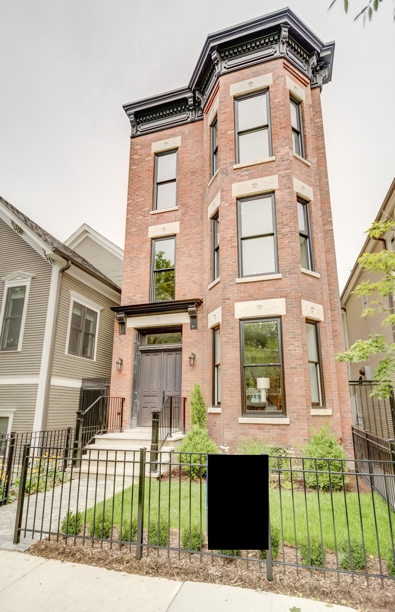 Moradia para Venda às Stunning Five-Star Renovation 1805 N Sedgwick Street Near North Side, Chicago, Illinois, 60614 Estados Unidos