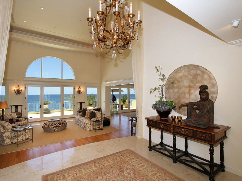 Property Of Gated Oceanfront Estate