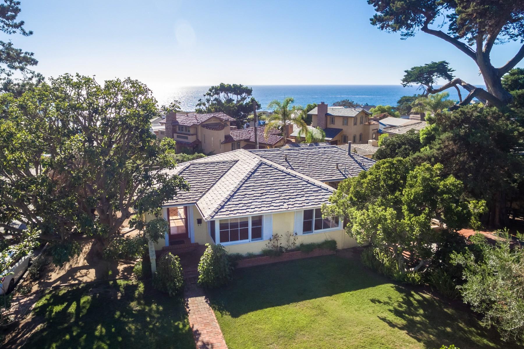独户住宅 为 销售 在 1206 Stratford Court Del Mar, 加利福尼亚州 92014 美国