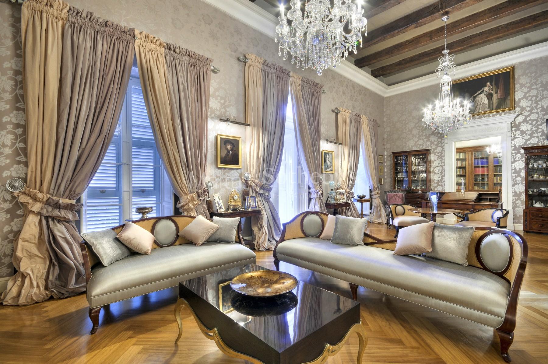 Property Of European Palazzo