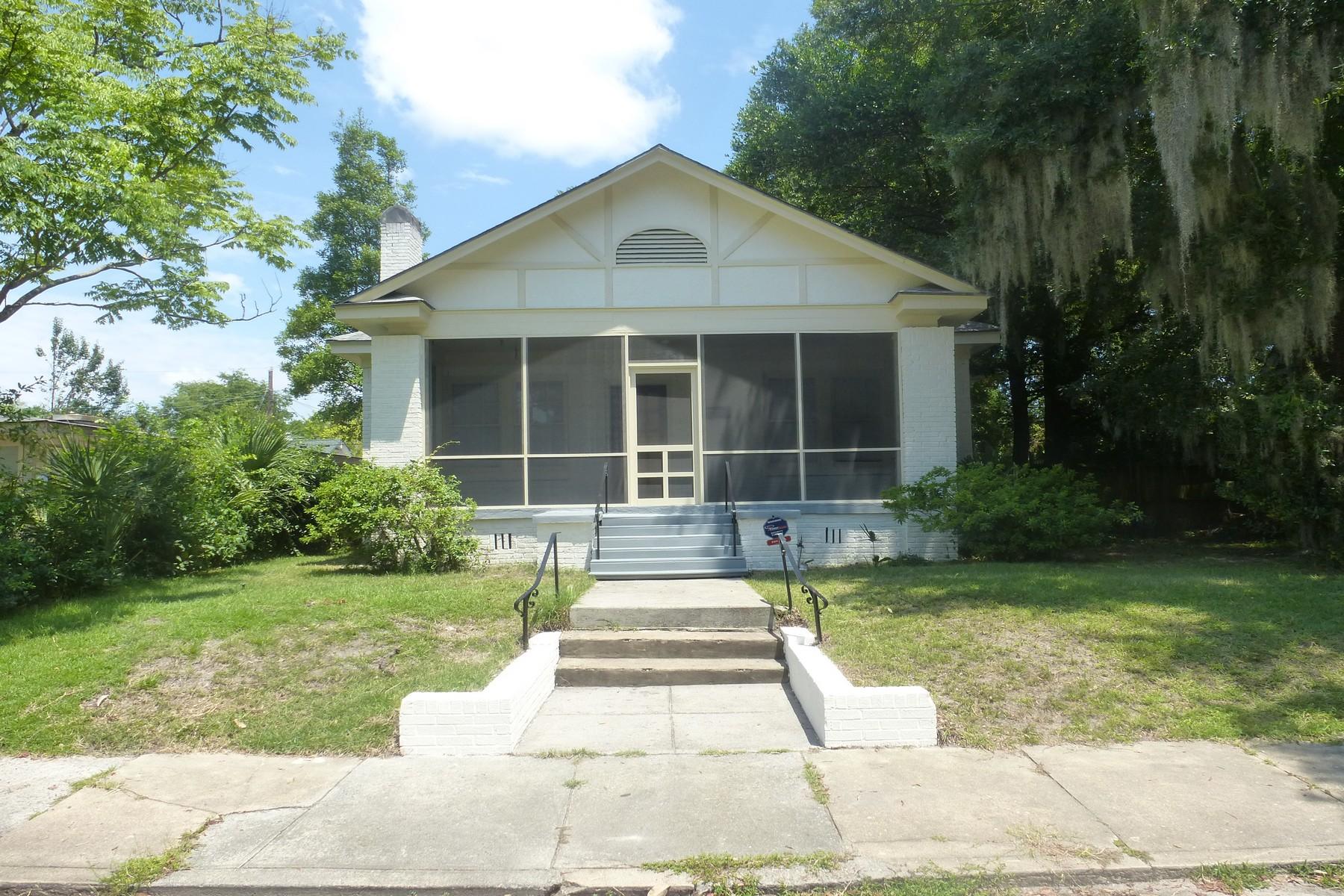 Single Family Home for Sale at Midtown Area 224 E. 51st Street Savannah, Georgia 31405 United States
