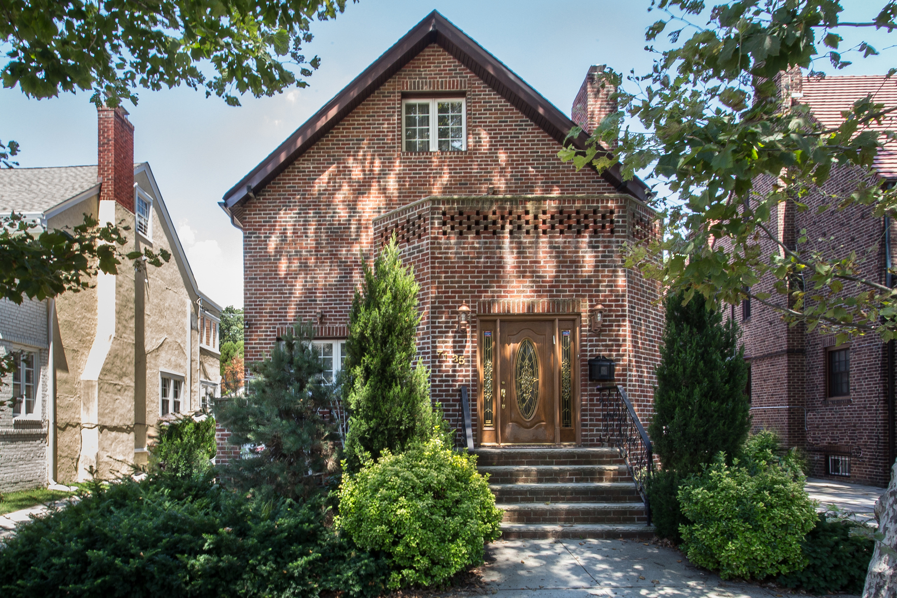 "Single Family Home for Sale at ""PALATIAL LIVING"" 71-35 Harrow Street, Forest Hills, New York 11375 United States"