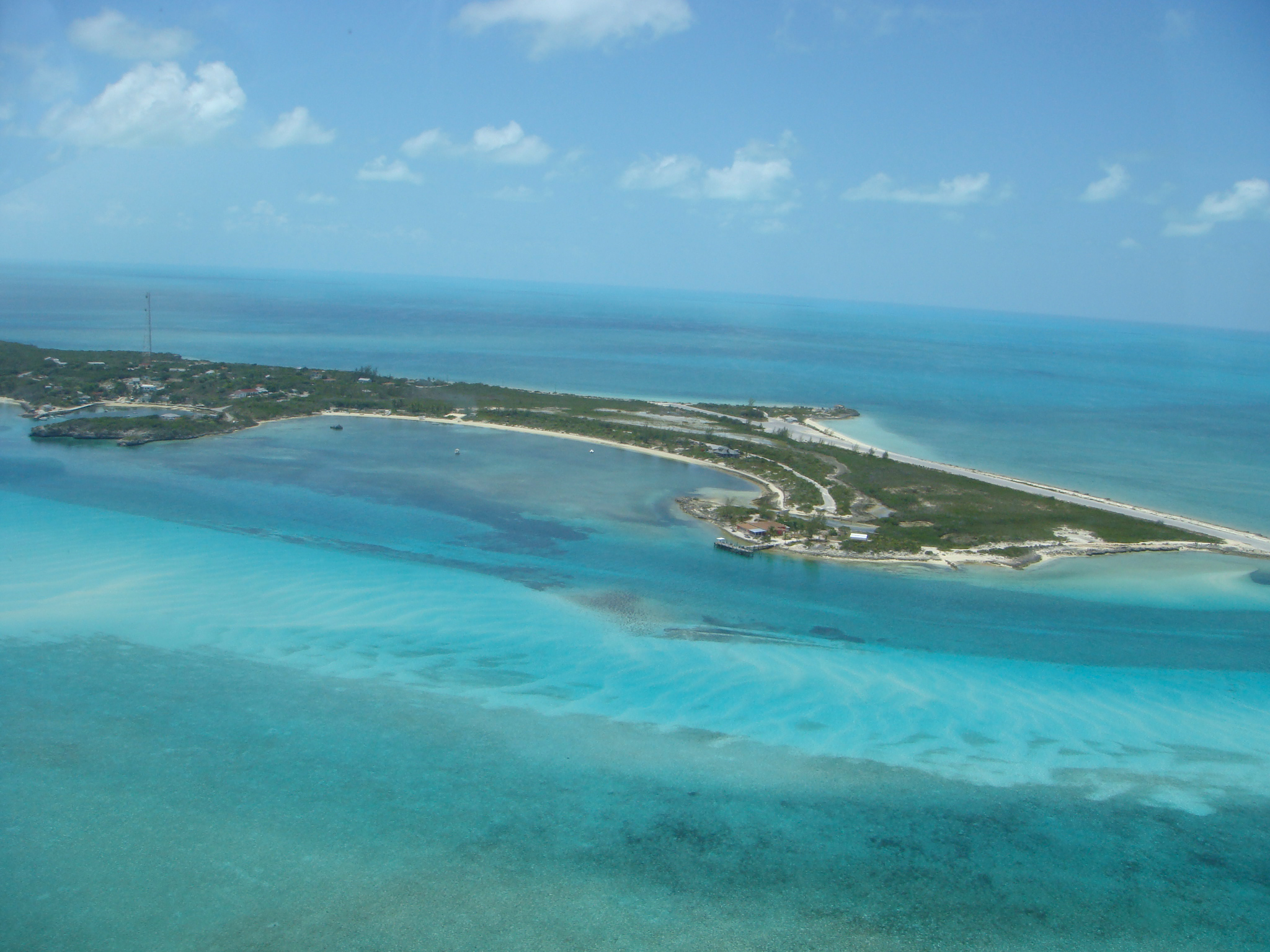 Land for Sale at 1 Acre of Beachfront Property in Exuma Big Farmers Cay, Exuma Cays, Exuma Bahamas