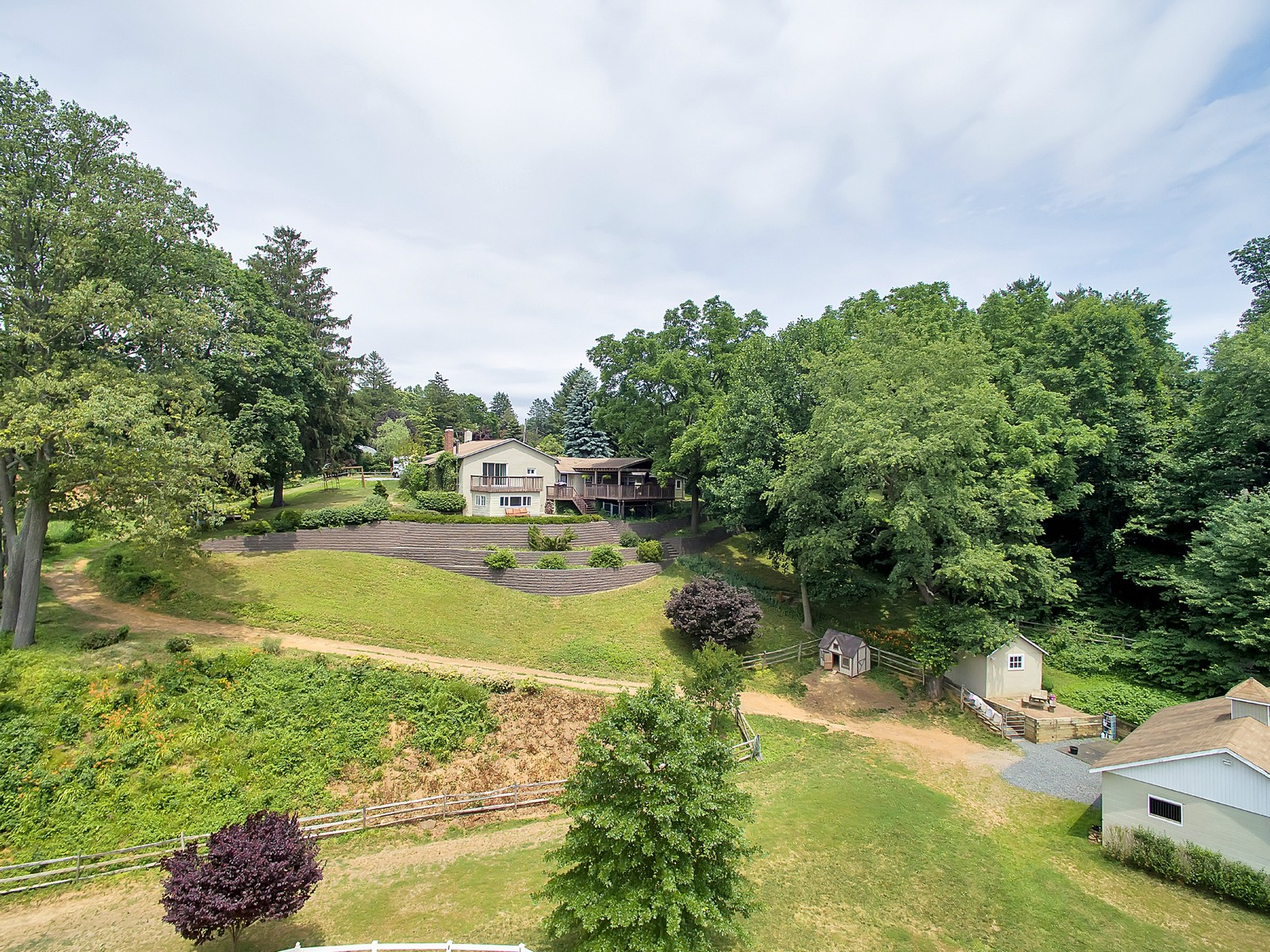 Farm / Ranch / Plantation for Sale at Equestrian Estate 16 Browns Ln Atlantic Highlands, 07716 United States